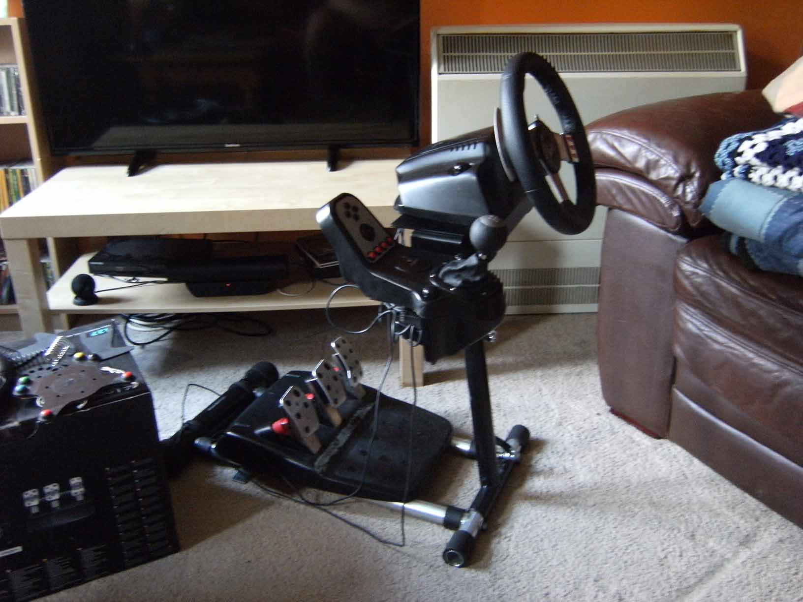 Sell - UK-Logitech G27, stand and mods  | RaceDepartment - Latest