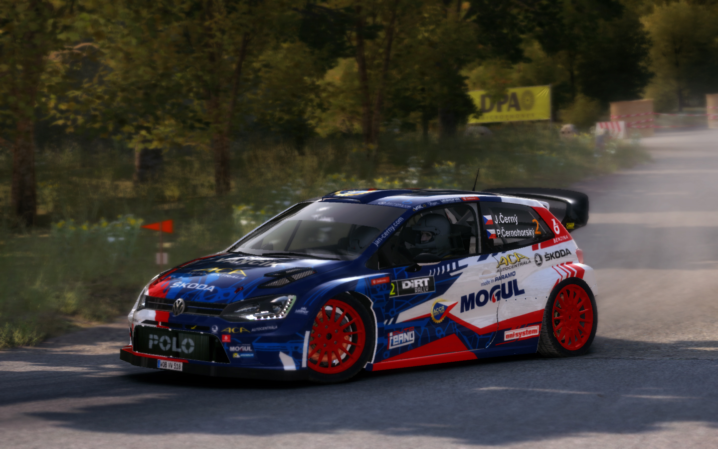 Vw Polo Wrc Mogul Racing 2k17 Racedepartment Latest
