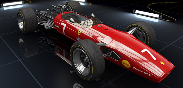 1967 Ferrari 312 Classic F1 Lotus 49 Mod Racedepartment