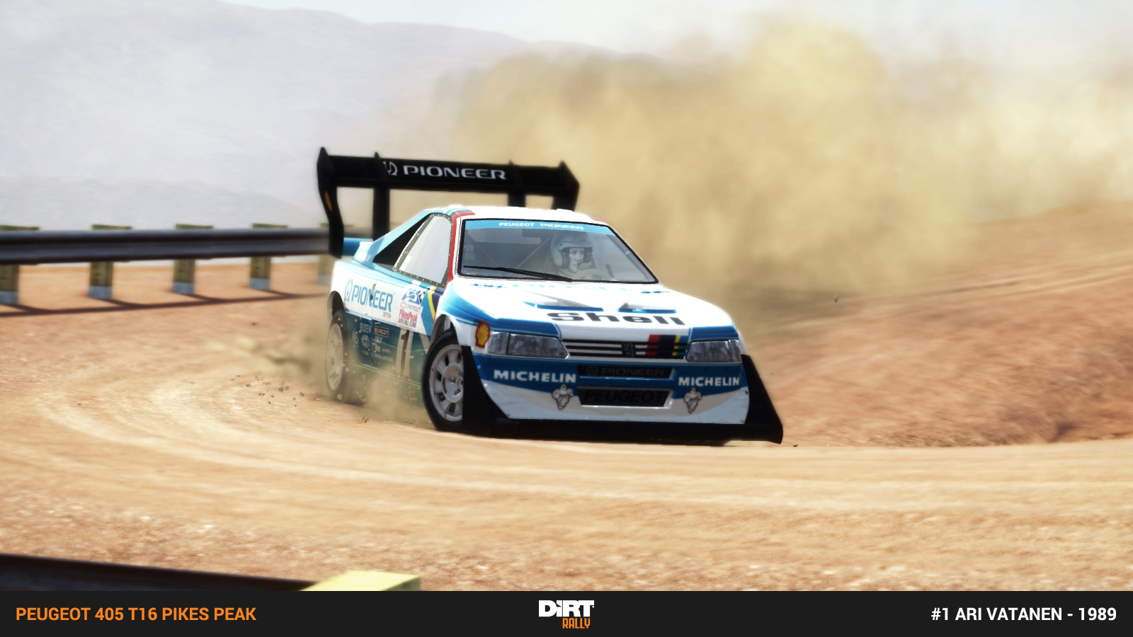 pikes peak peugeot 405 t16 1988 1989 complete liveries racedepartment. Black Bedroom Furniture Sets. Home Design Ideas