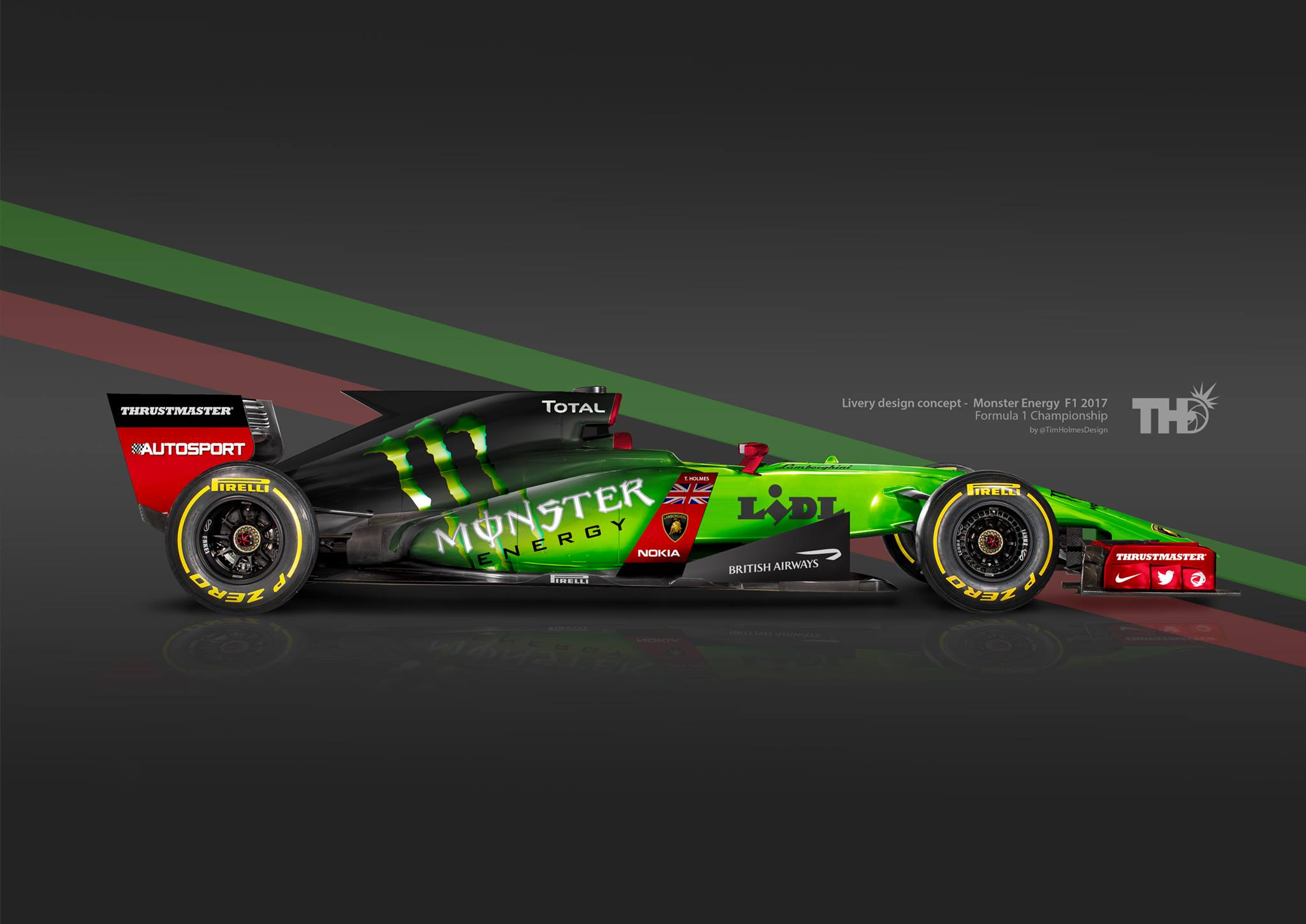 formula a monster energy f1 team racedepartment rh racedepartment com