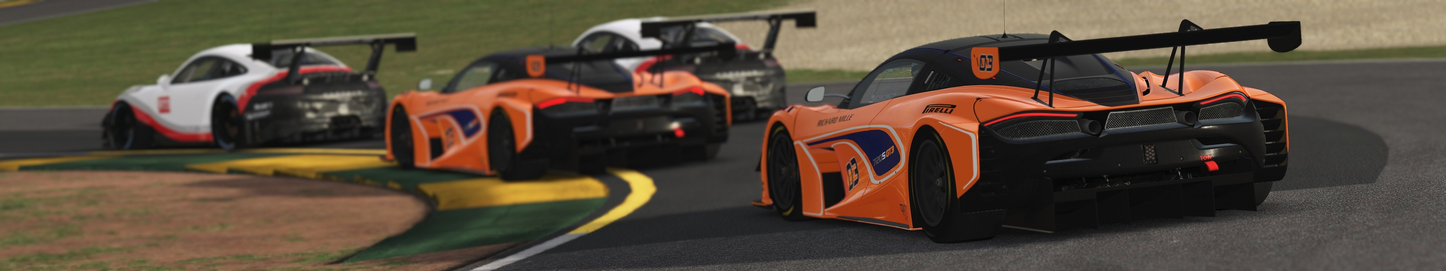 GT3 Challenges Pack Released for rFactor 2 | RaceDepartment - Latest