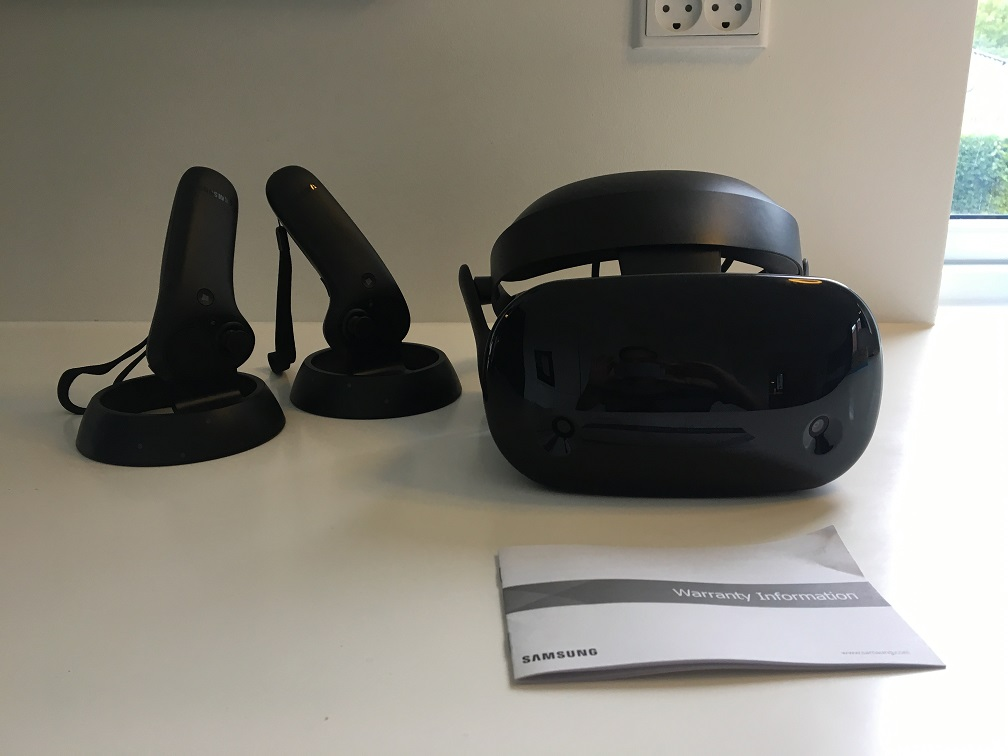 Sell - Samsung Odyssey Windows Mixed Reality   RaceDepartment