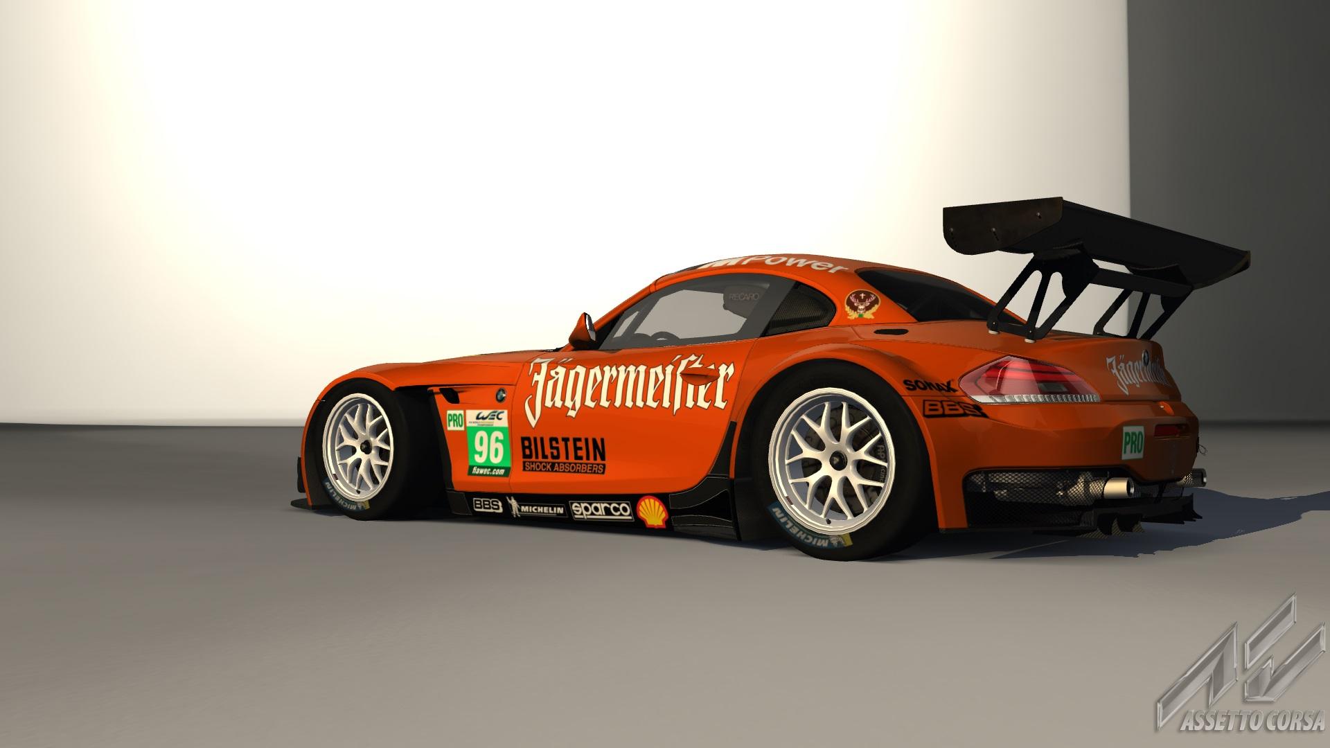 Jagermeister Bmw Z4 Gt3 Racedepartment Latest Formula