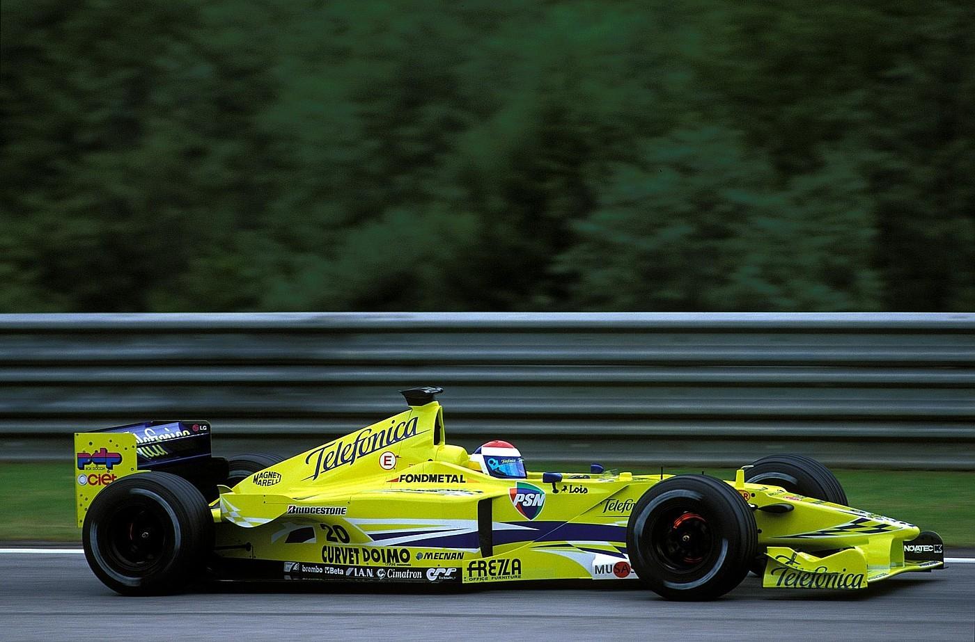 10 Austrian Grand Prix Austria A1-Ring, Spielberg minardi_m02.jpg