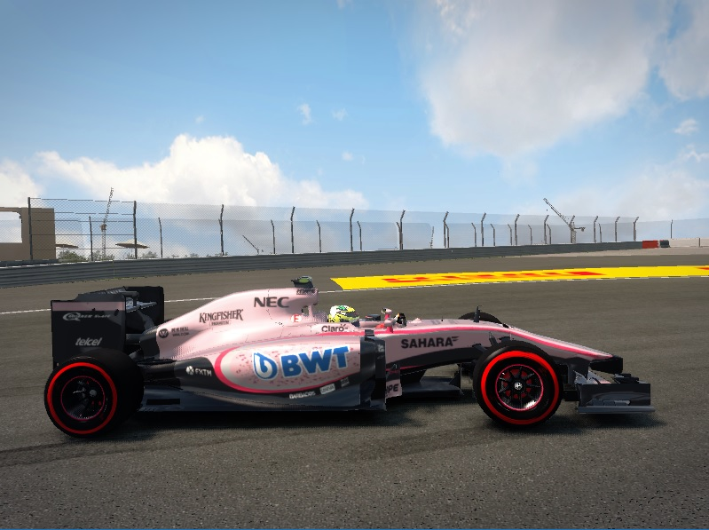 Hy Guys This My Mod Livery For Force India Vjm10 F1 2017