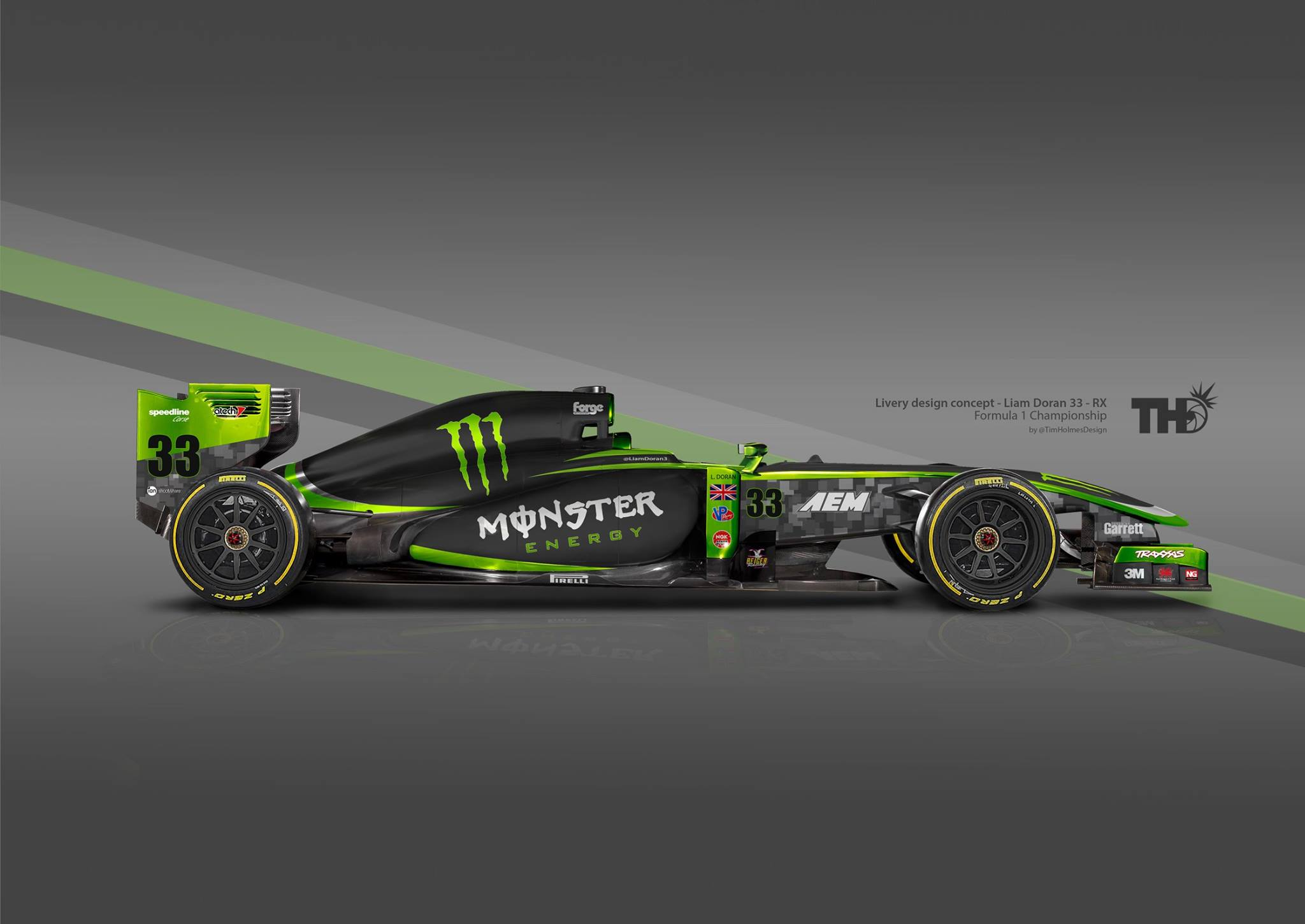 Formula A Monster Energy F1 Team Racedepartment