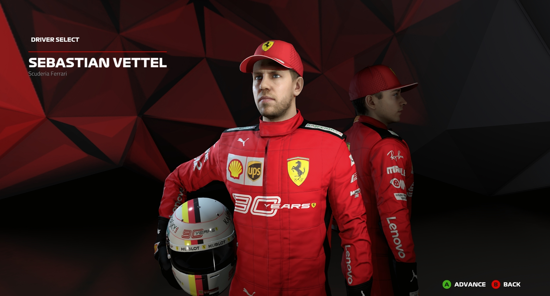 F1 2020 Ferrari Race Suit Racedepartment