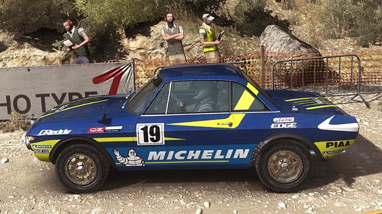 1960 Lancia Fulvia HF - Dirt 3 - Michelin.jpg
