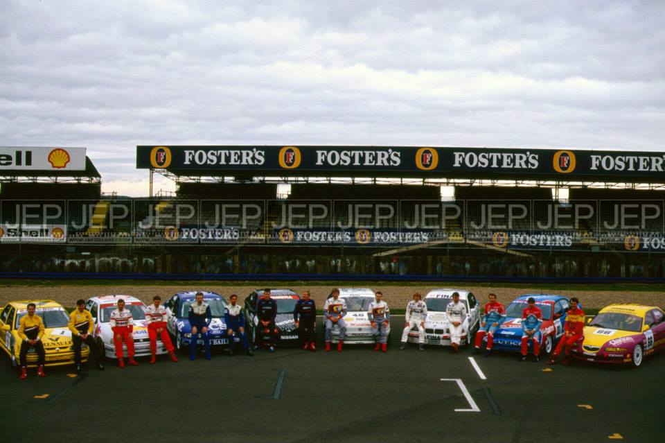 1993 BTCC Line Up.jpg