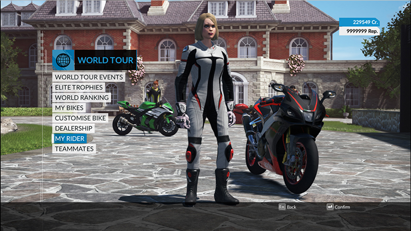 ride pc game team mates with the best bikes racedepartment. Black Bedroom Furniture Sets. Home Design Ideas