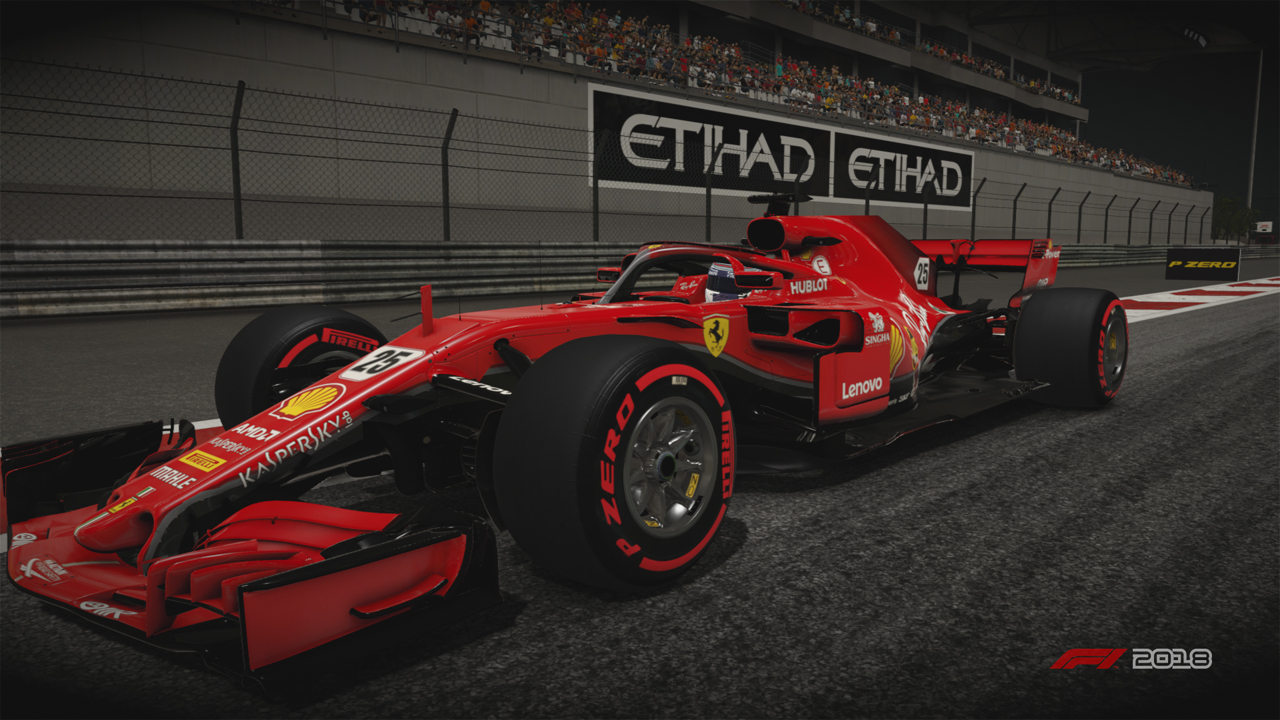 Scuderia Ferrari Sf72 H Concept By Xtikz Racedepartment