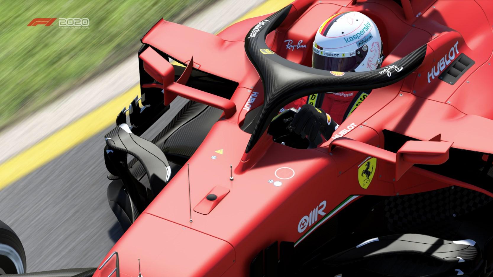 F1 2020 Weichai Power And Riva Yachts Be Gone Ferrari Racedepartment