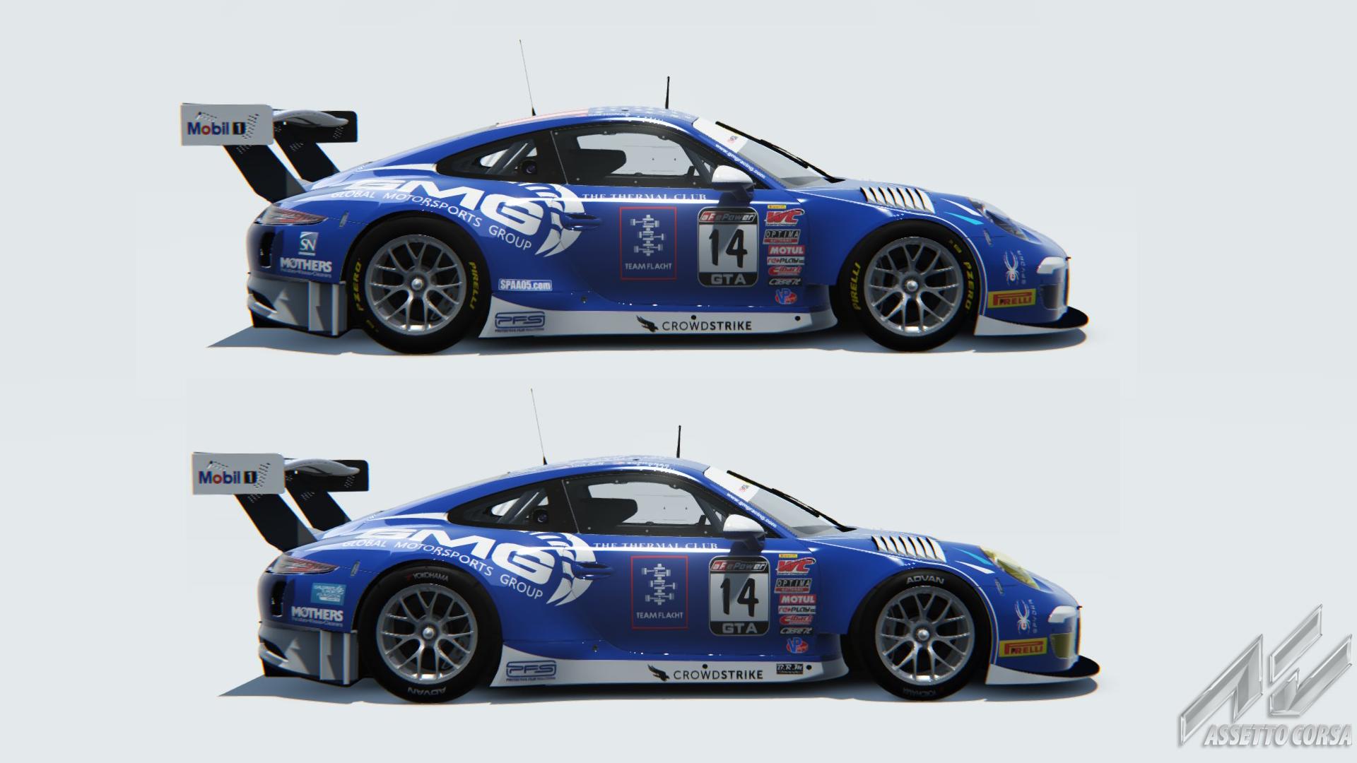 Porsche 911 GT3R GMG Racing | RaceDepartment - Latest Formula 1