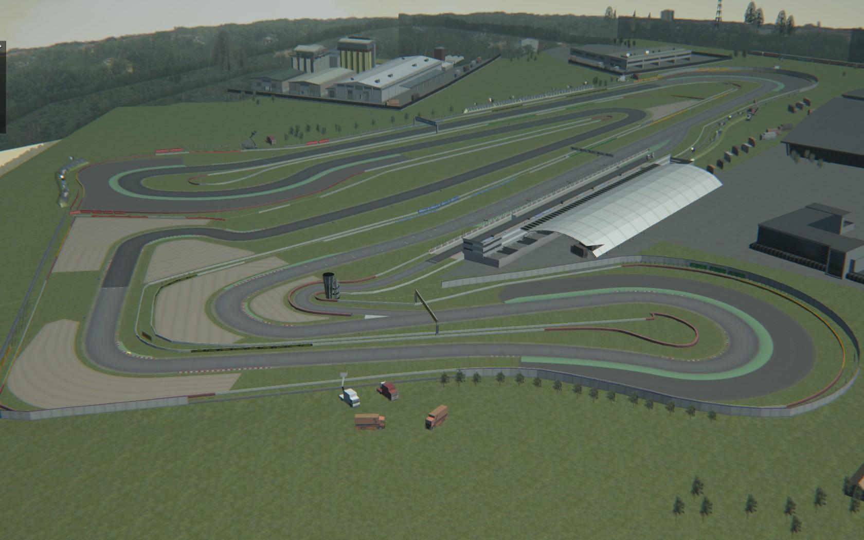 Circuito Adria : Adria raceway racedepartment