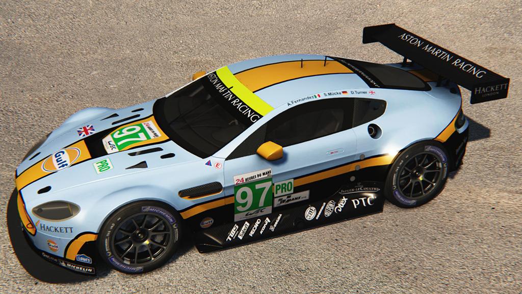 97 Aston Martin Vantage Gte Pro Racedepartment