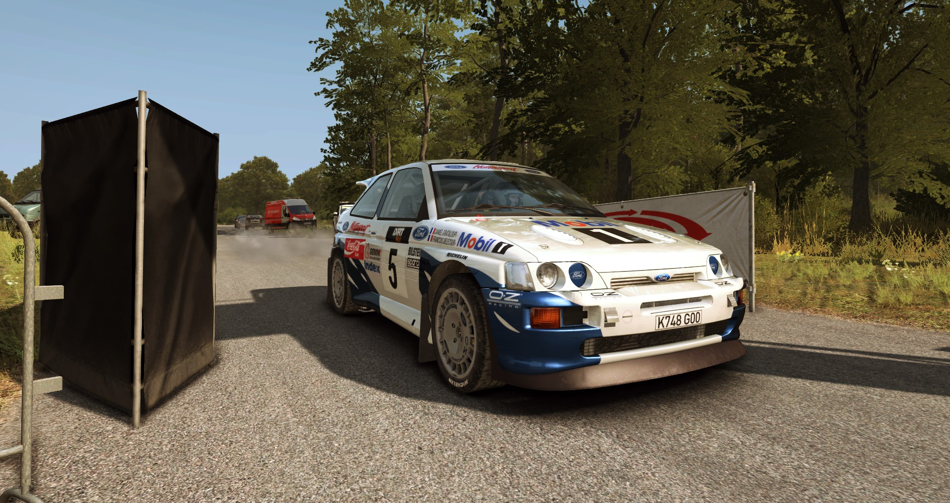 Ford Escort RS Cosworth Group A 1993 Delecour | RaceDepartment