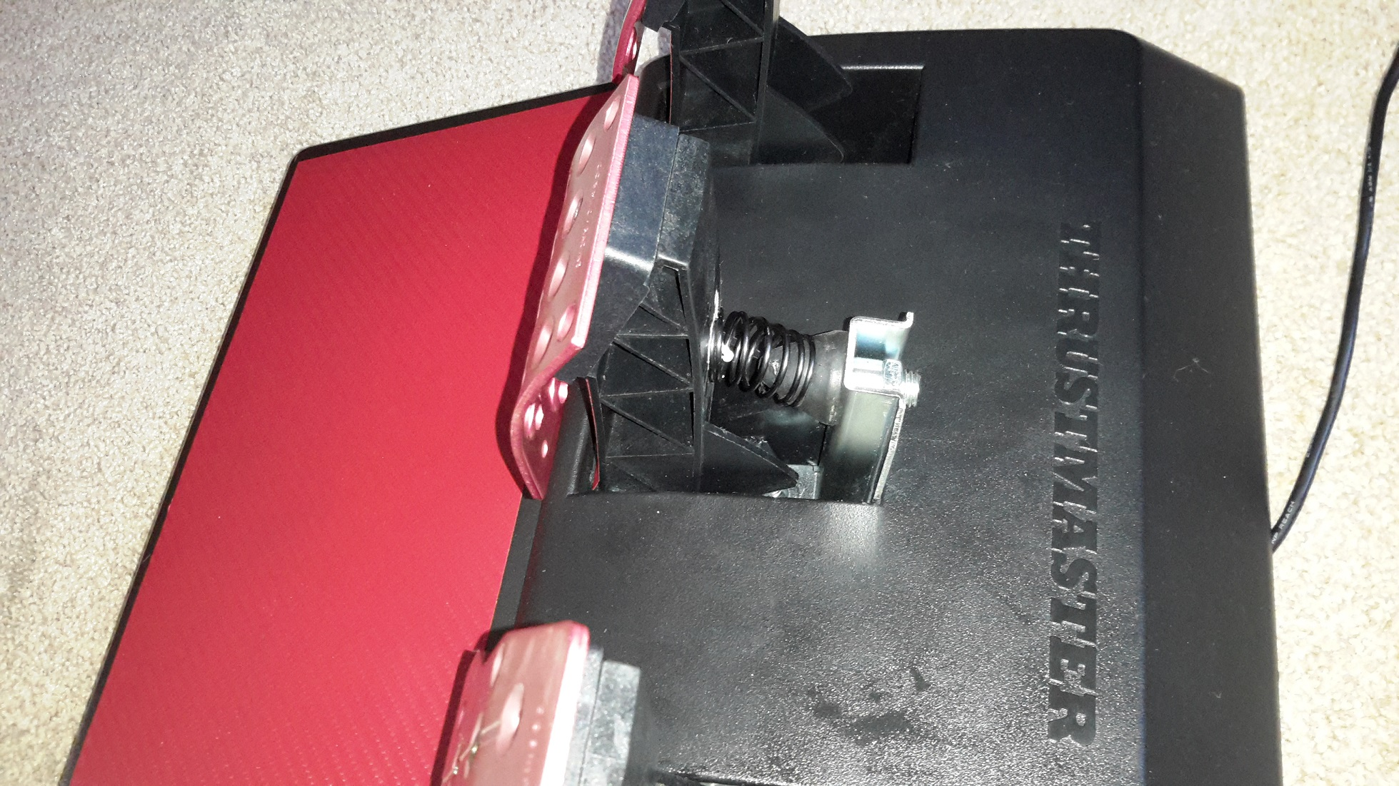 Thrustmaster T3pa Pedals Mod Racedepartment
