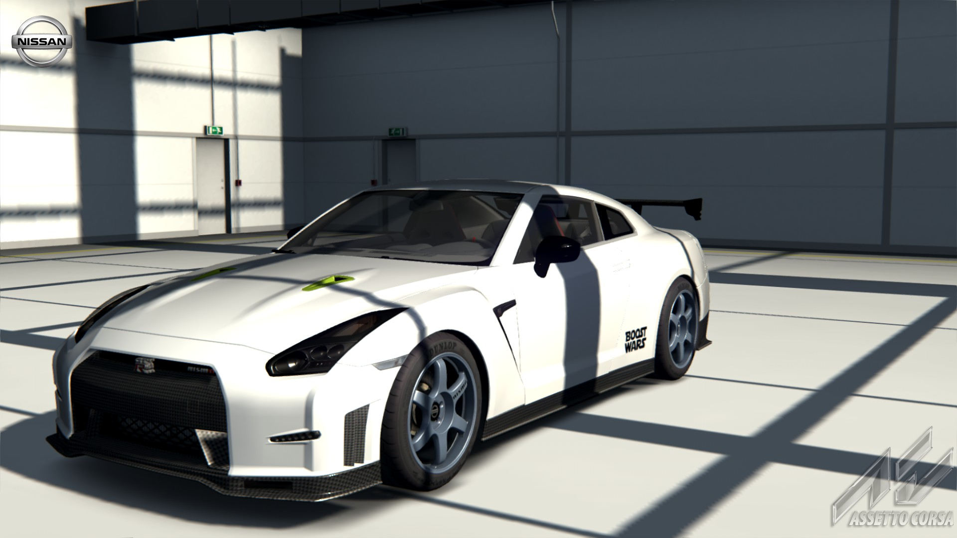 nissan gtr nismo boost wars racedepartment. Black Bedroom Furniture Sets. Home Design Ideas