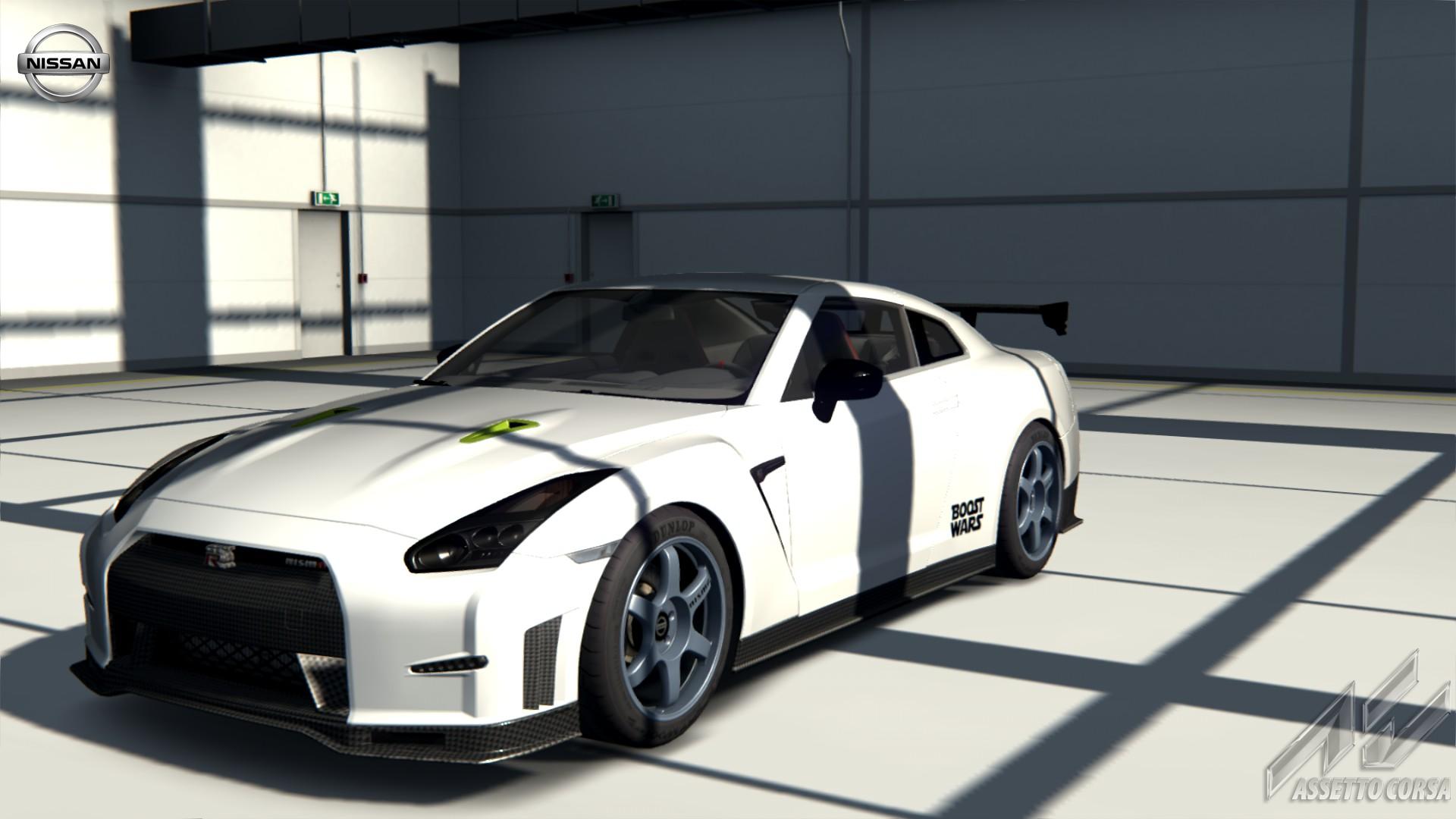 Nissan GTR NISMO Boost Wars | RaceDepartment - Latest ...