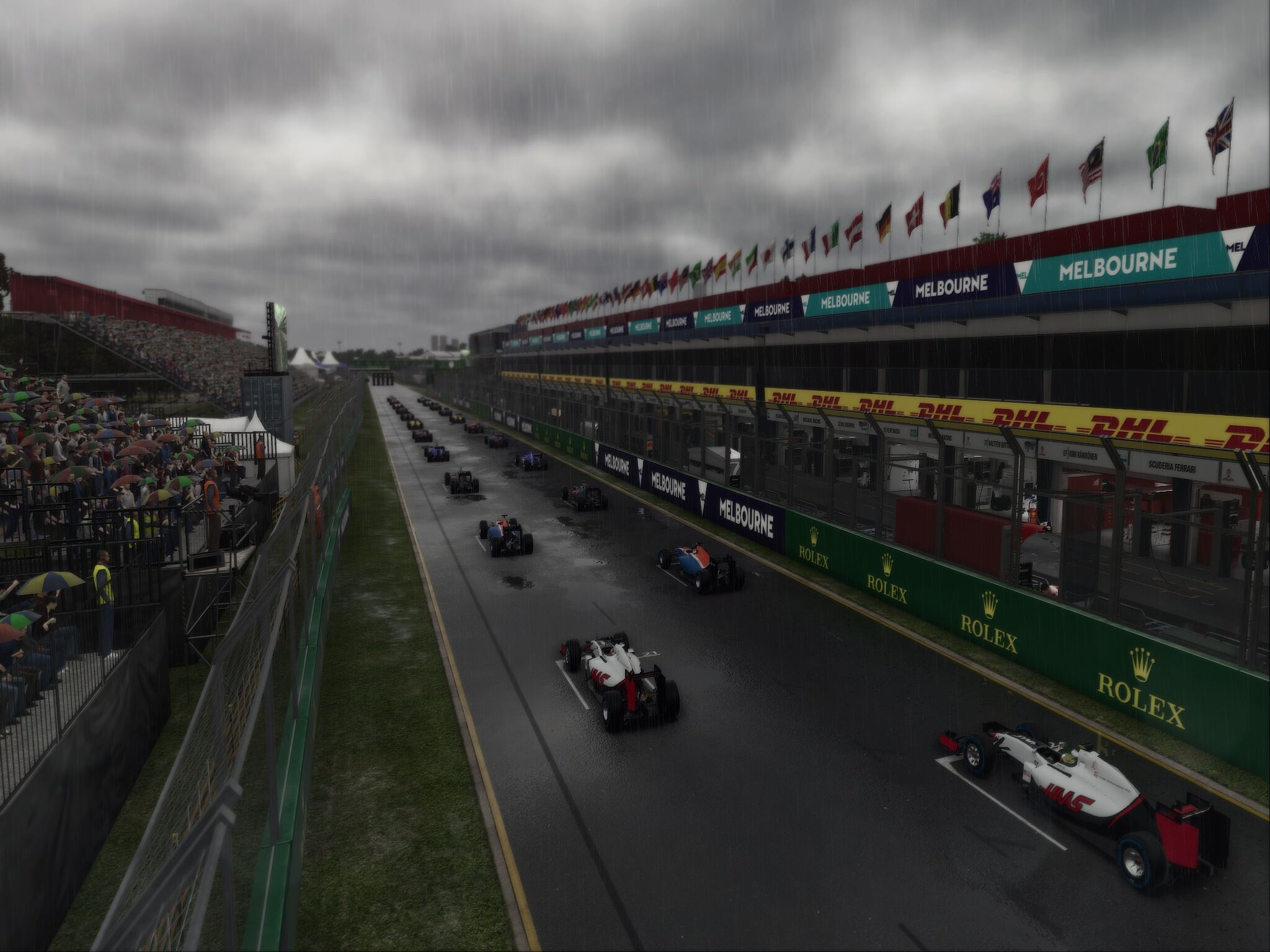 Adaptivesharpen Hdr Technicolor2: Reshade 3.0 Graphics Injector For F12016 By Moiker