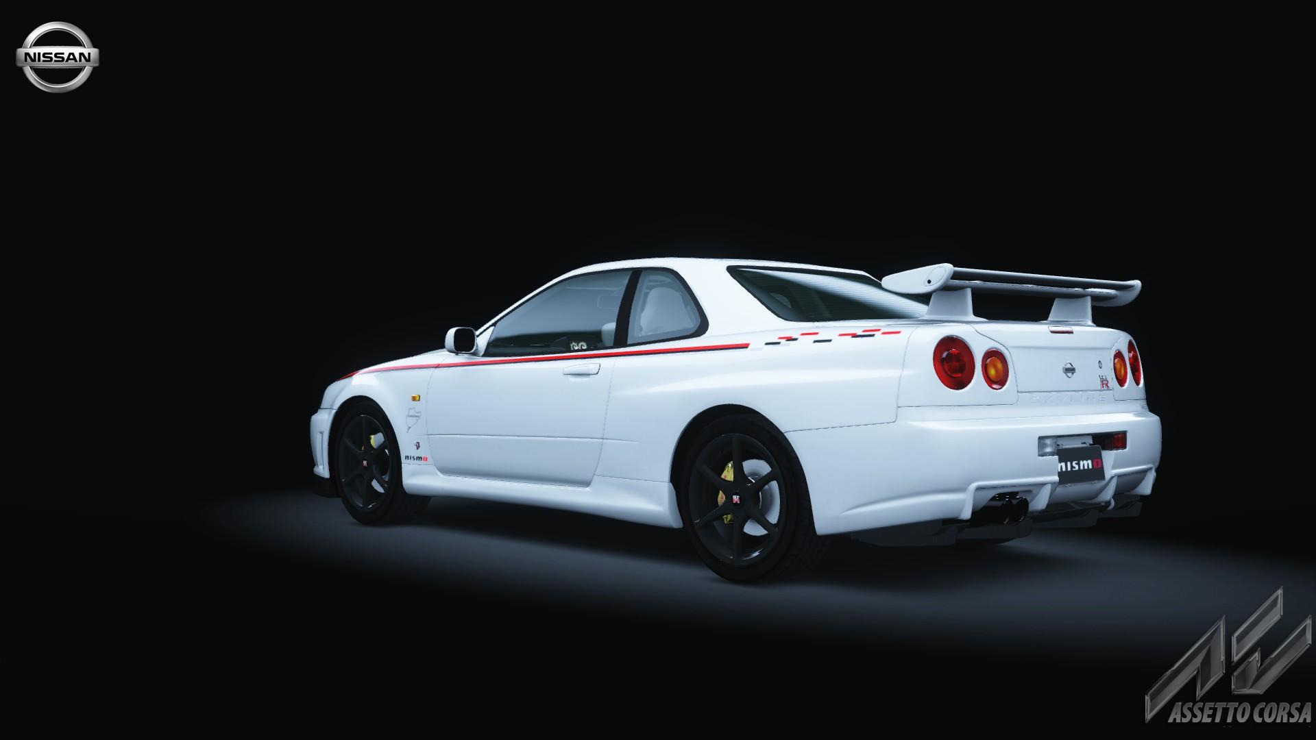 2016 Nissan Skyline >> Nissan Skyline R34 - S-Tune Livery | RaceDepartment - Latest Formula 1, Motorsport, and Sim ...