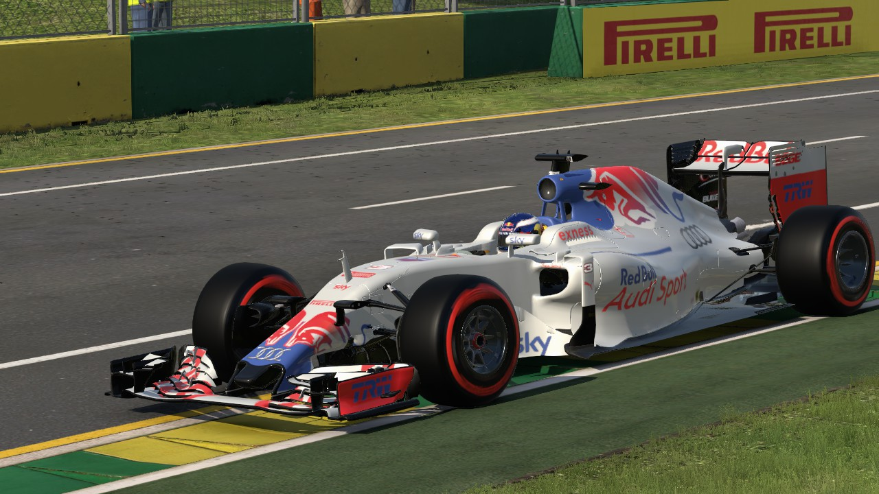Red Bull Audi Sport F1 Team Racedepartment