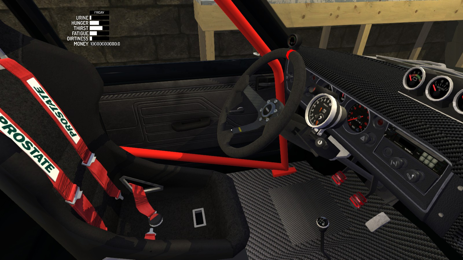 carbon fiber dashboard racedepartment. Black Bedroom Furniture Sets. Home Design Ideas