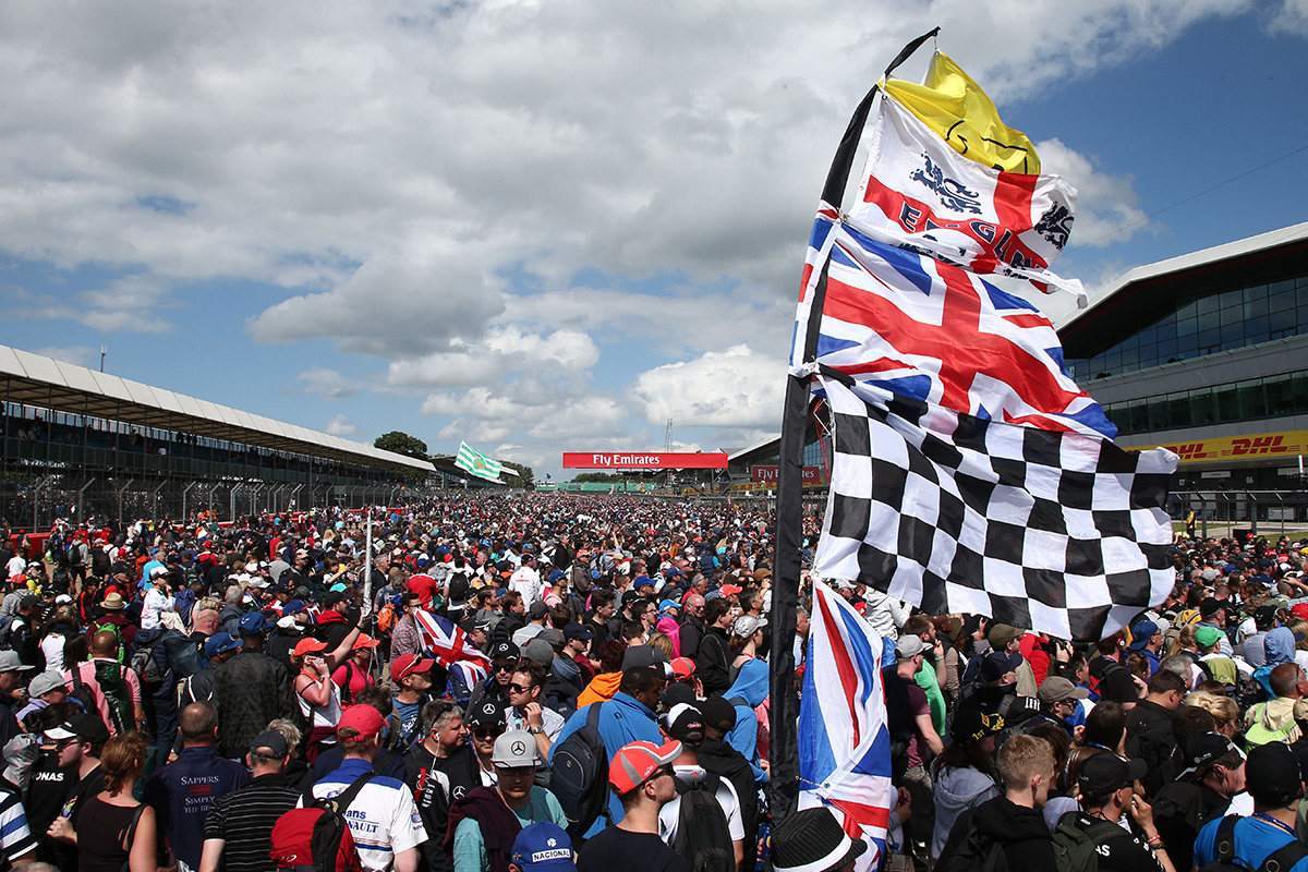 2017 Formula One British Grand Prix | RaceDepartment