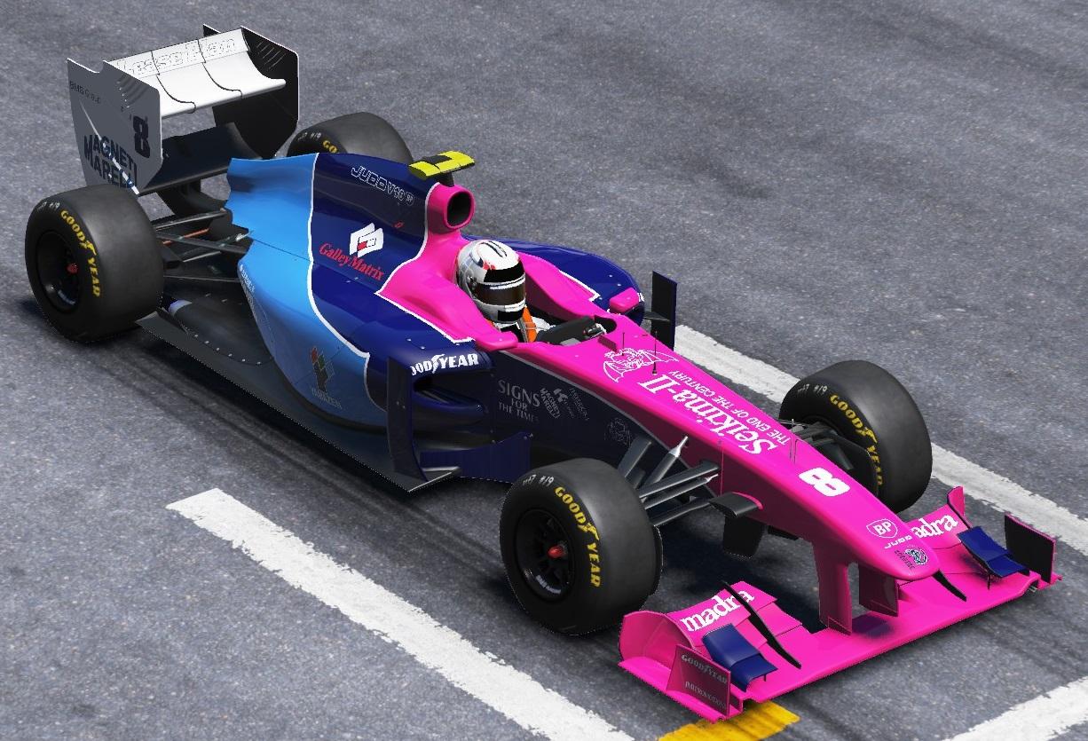 Formula A - Brabham F1 Team 1992 | RaceDepartment