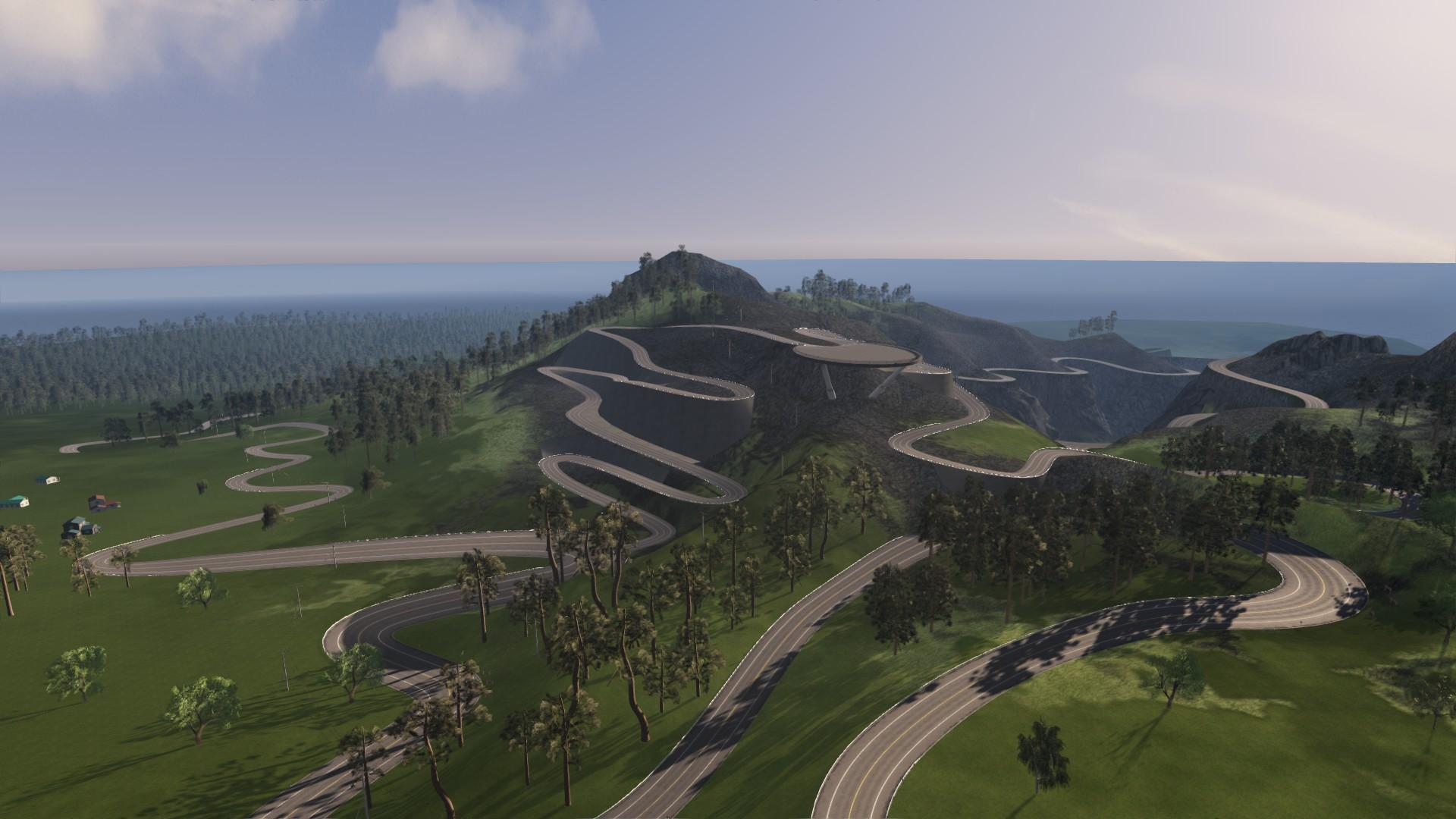 Project Touge | RaceDepartment - Latest Formula 1