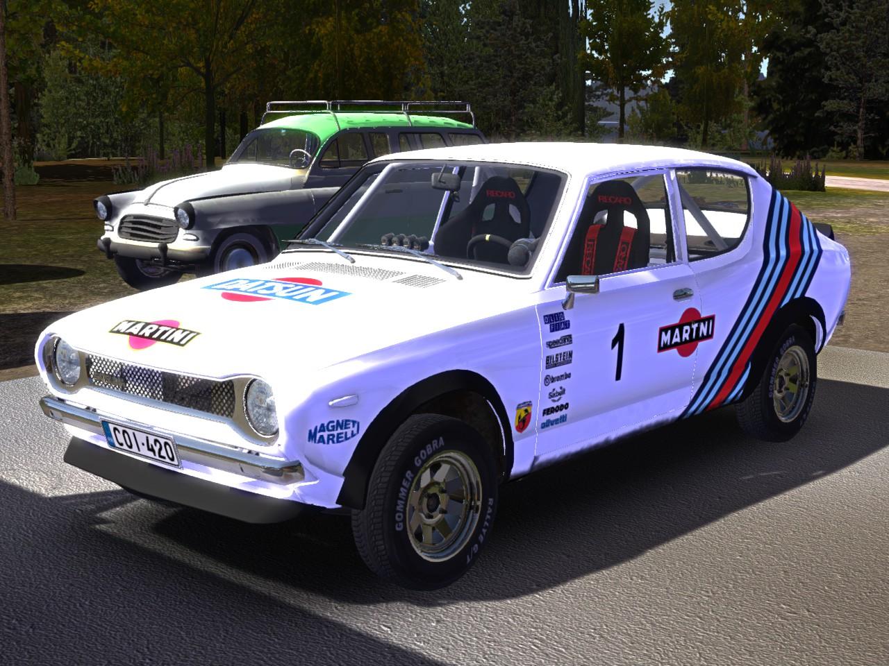Martini Racing Skin Racedepartment