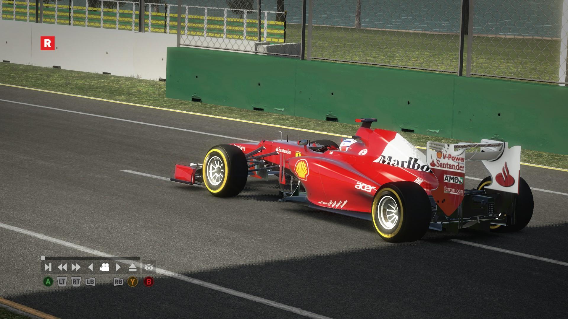 Ferrari Marlboro 2012 Version Racedepartment