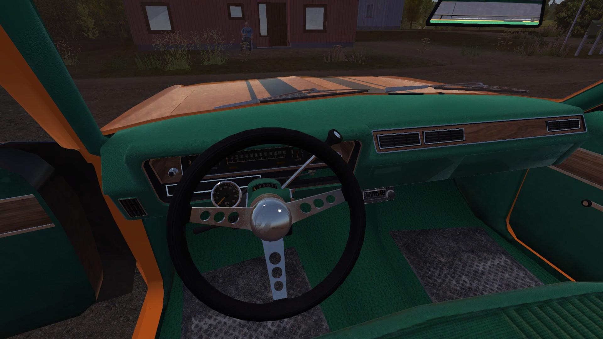 Custom Steering Wheel for Ferndale | RaceDepartment - Latest