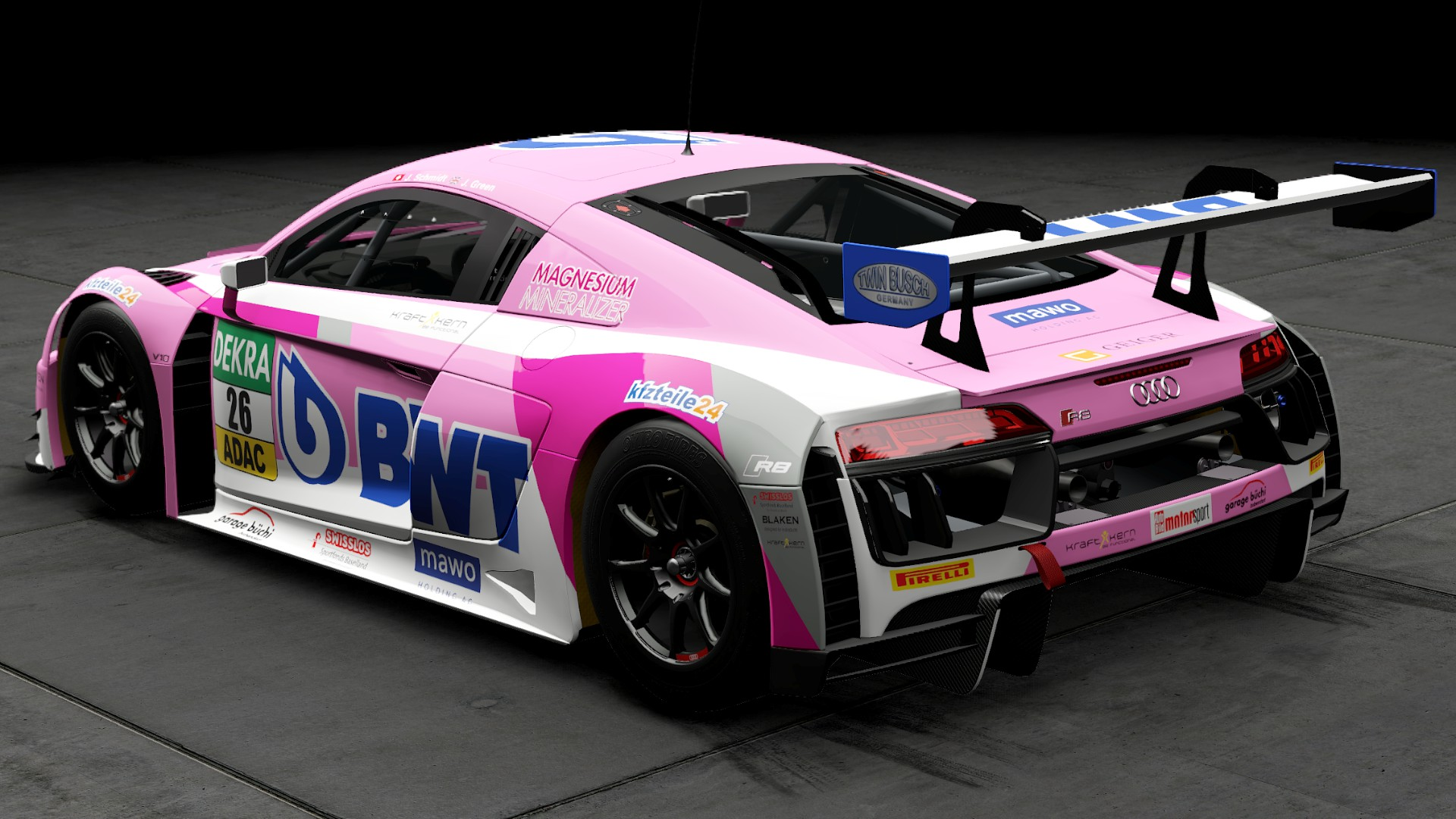 Bwt Racing