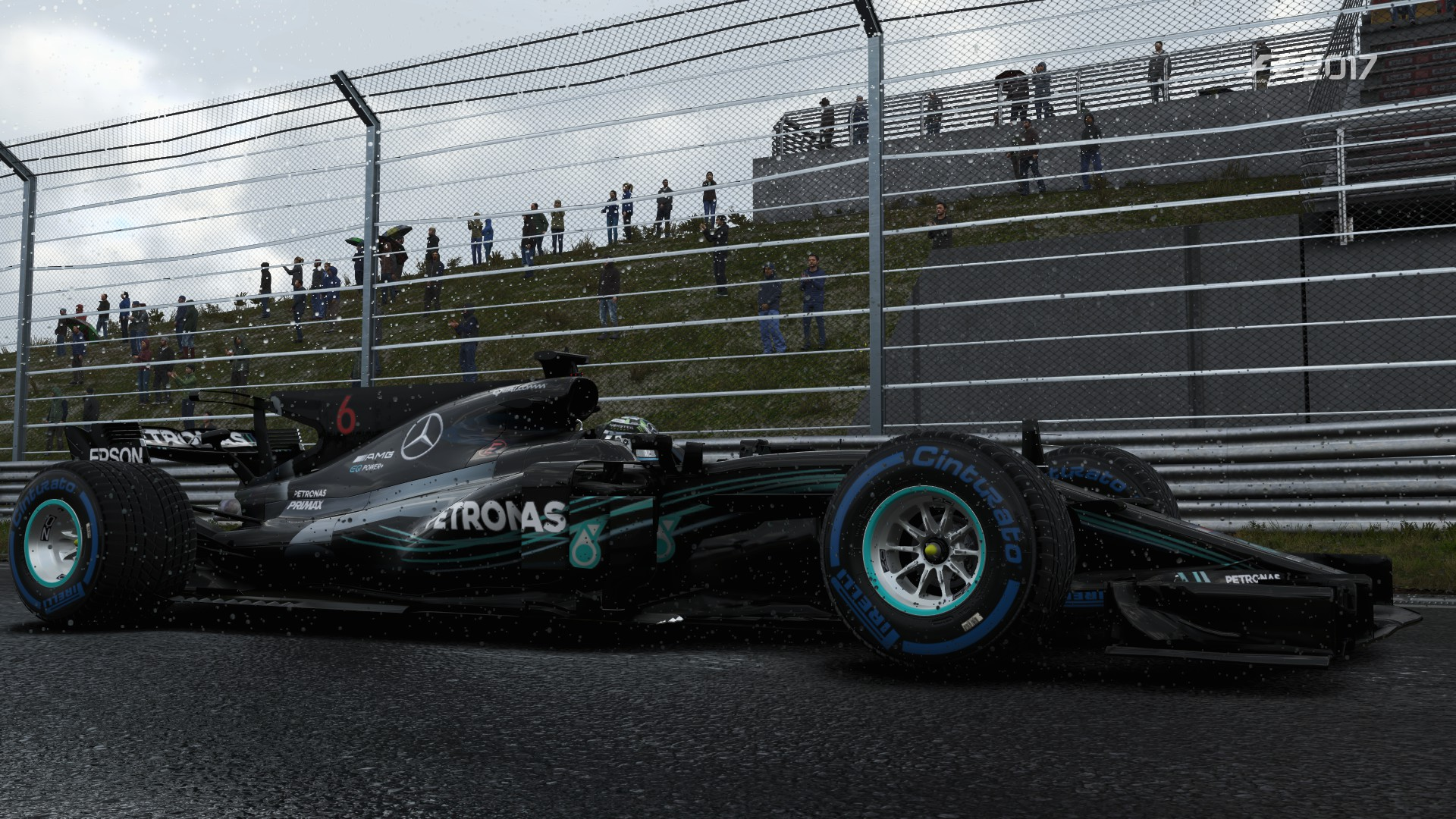 Fantasy F1 2019 Mercedes Livery Racedepartment