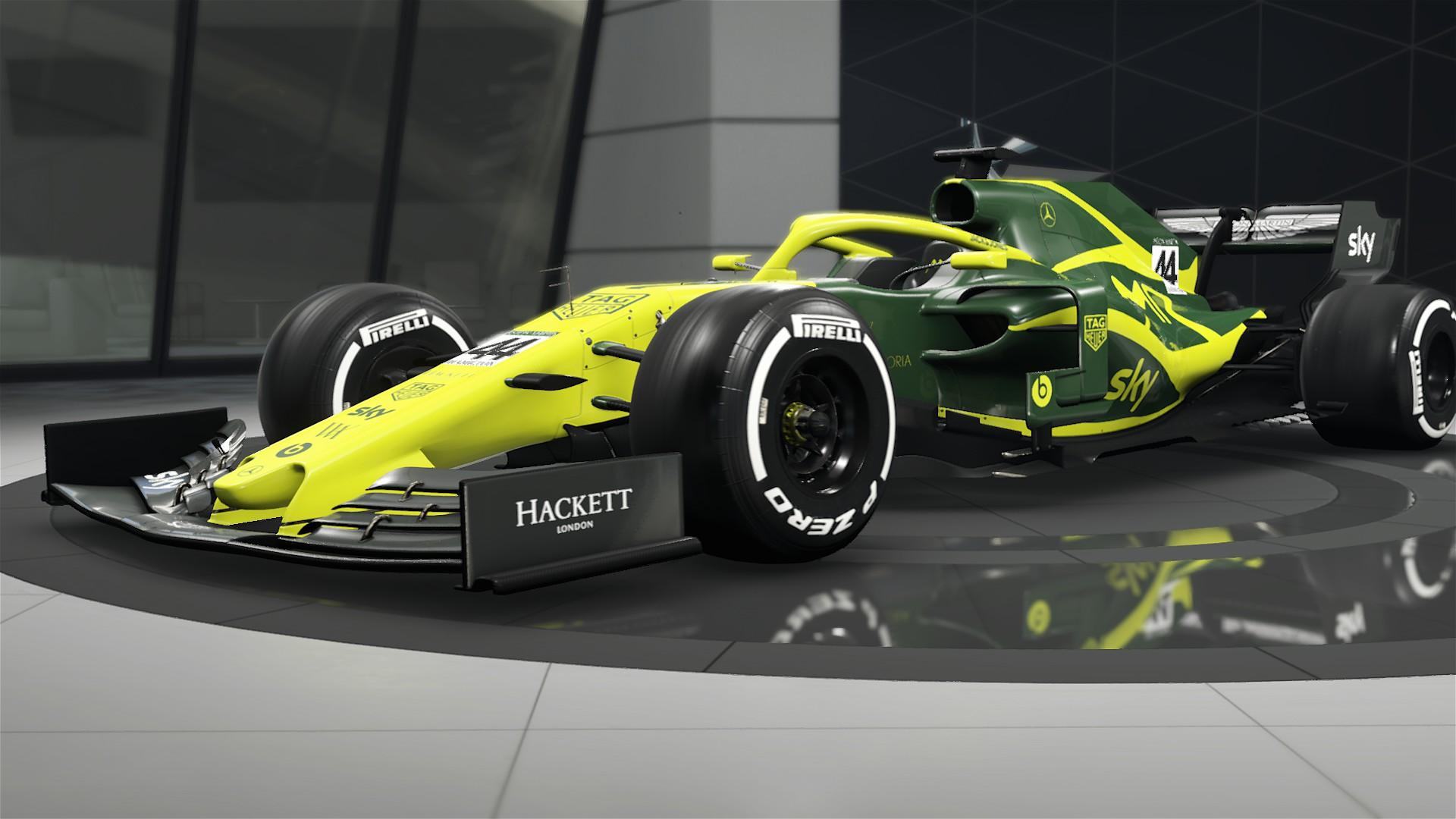 Custom Aston Martin Racing F1 Team Racedepartment