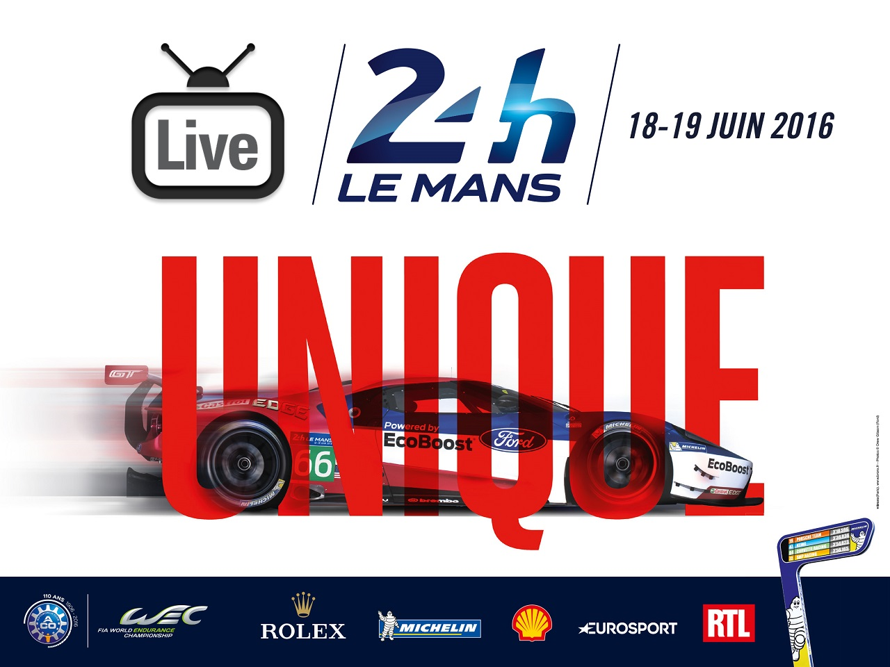 2016 24 hours of le mans 24 heures du mans live stream racedepartment. Black Bedroom Furniture Sets. Home Design Ideas