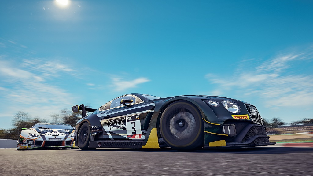 3-bentley-lambo-chase-jpg SRO E-Sport GT Series | More About Our Drivers And Their Idols
