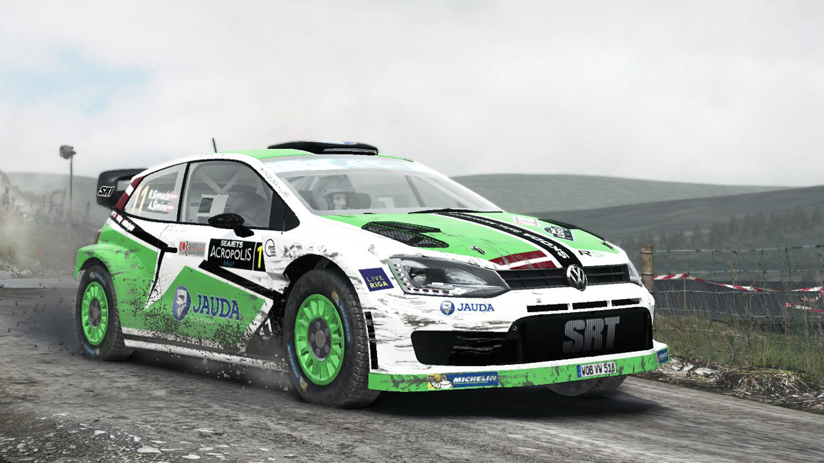 vw polo r sirmacis fabia r5 erc racedepartment. Black Bedroom Furniture Sets. Home Design Ideas