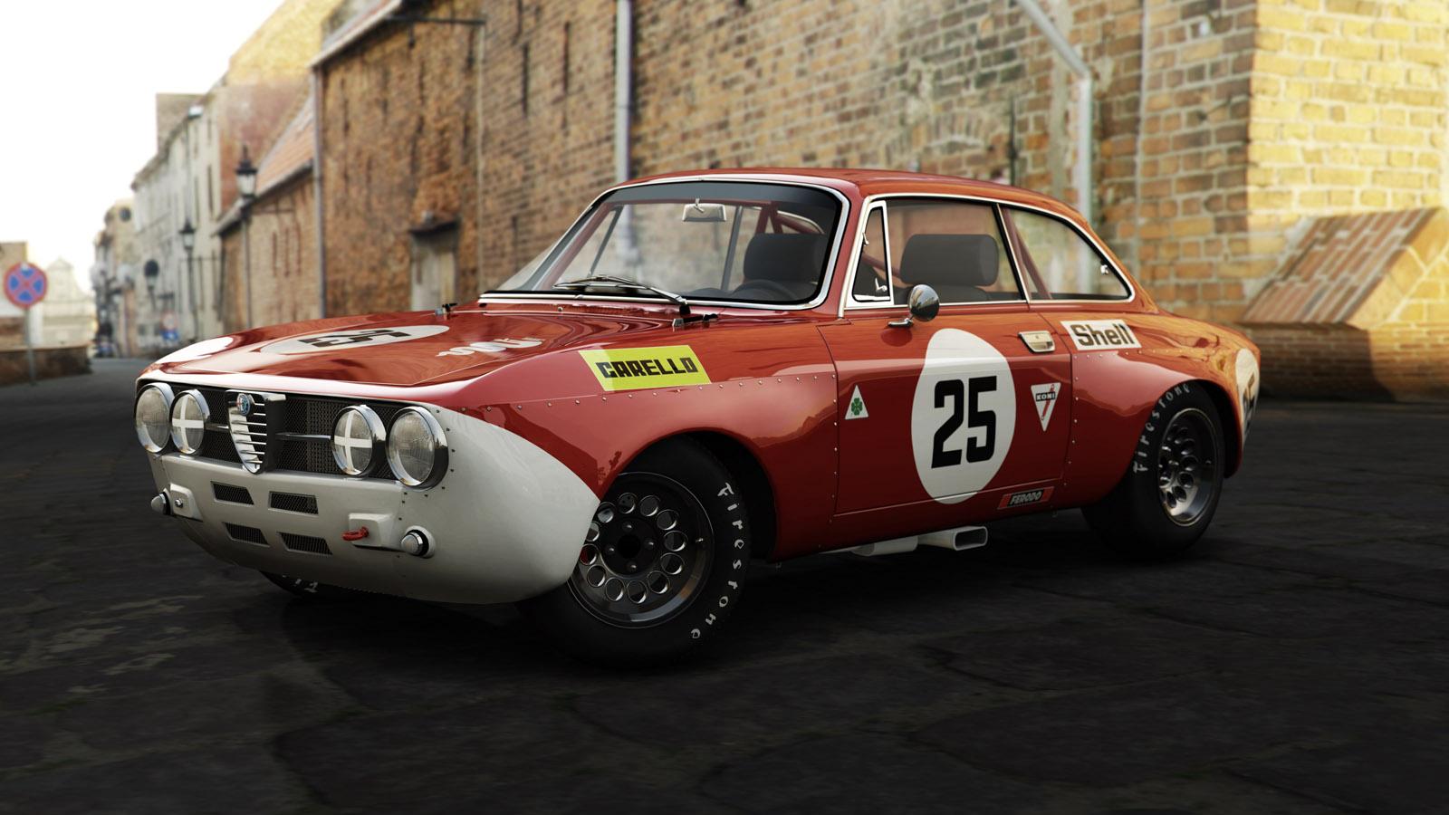 1970 Alfa Romeo Gtam Racedepartment