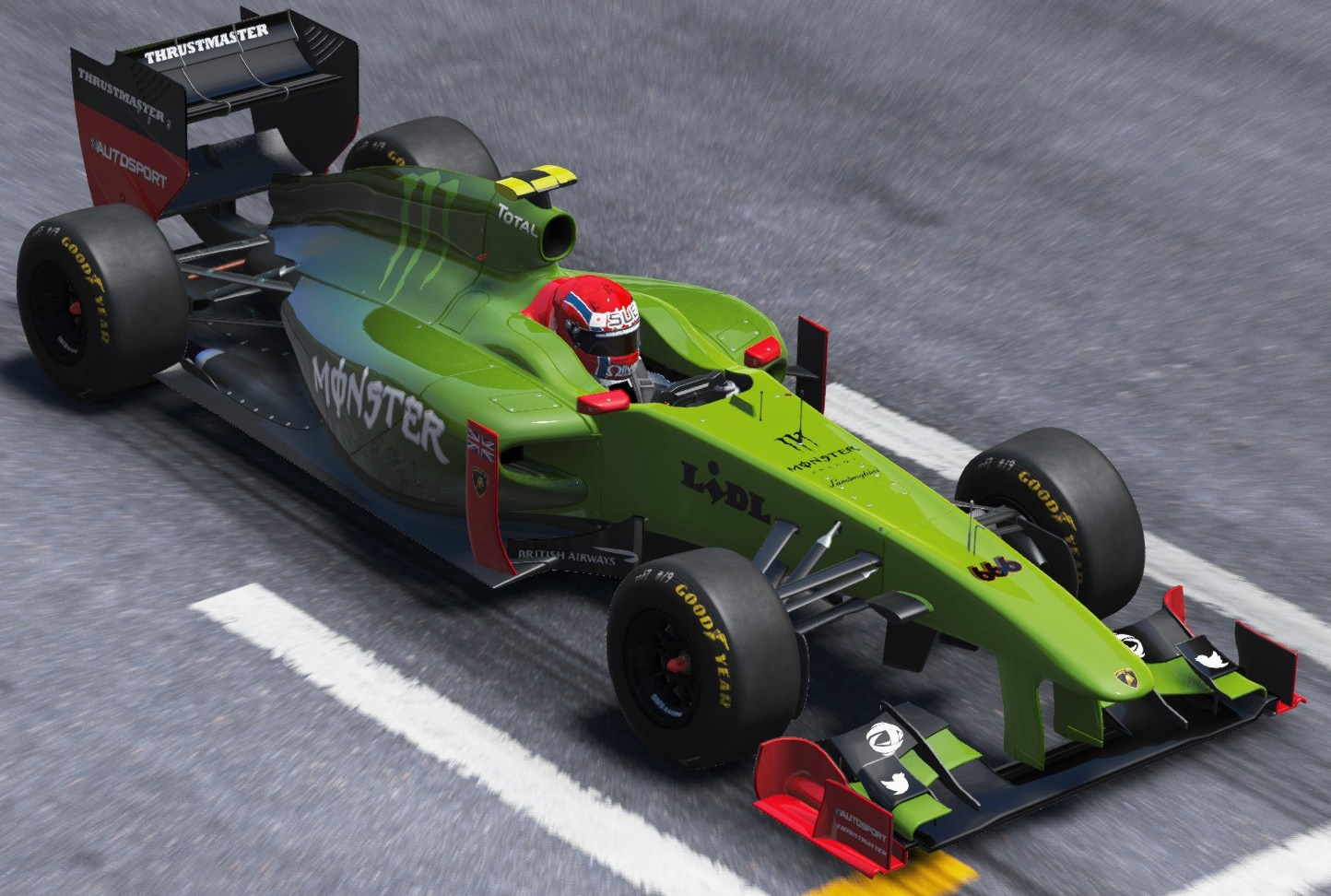formula a monster energy f1 team racedepartment rh racedepartment com