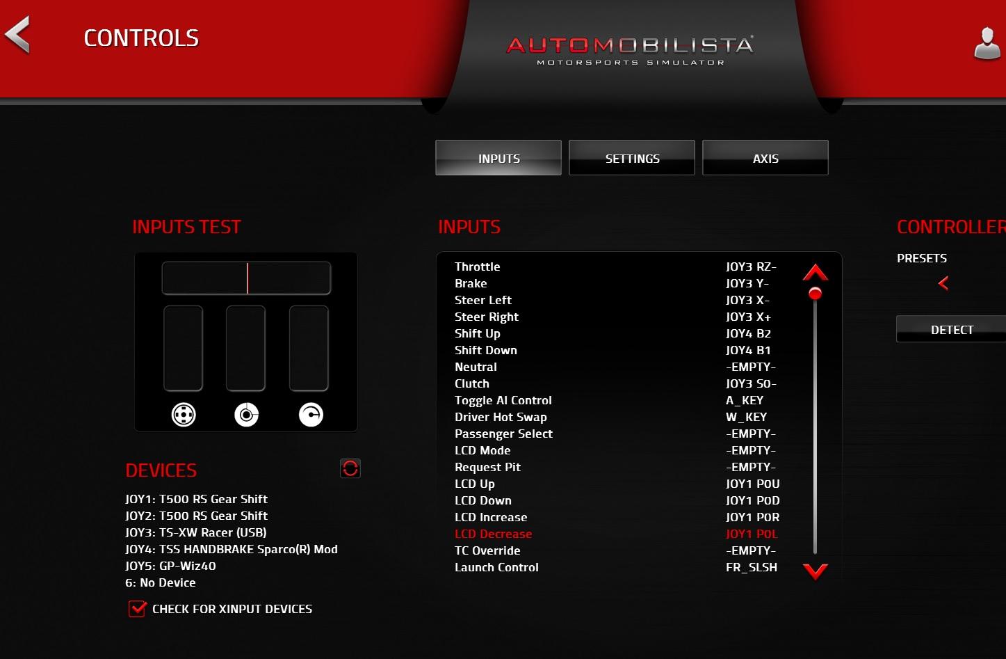 Thrustmaster Tssh Sequential Shifter Handbrake Sparco Mod Tss Handbreak Screenshot 6 Automobilista