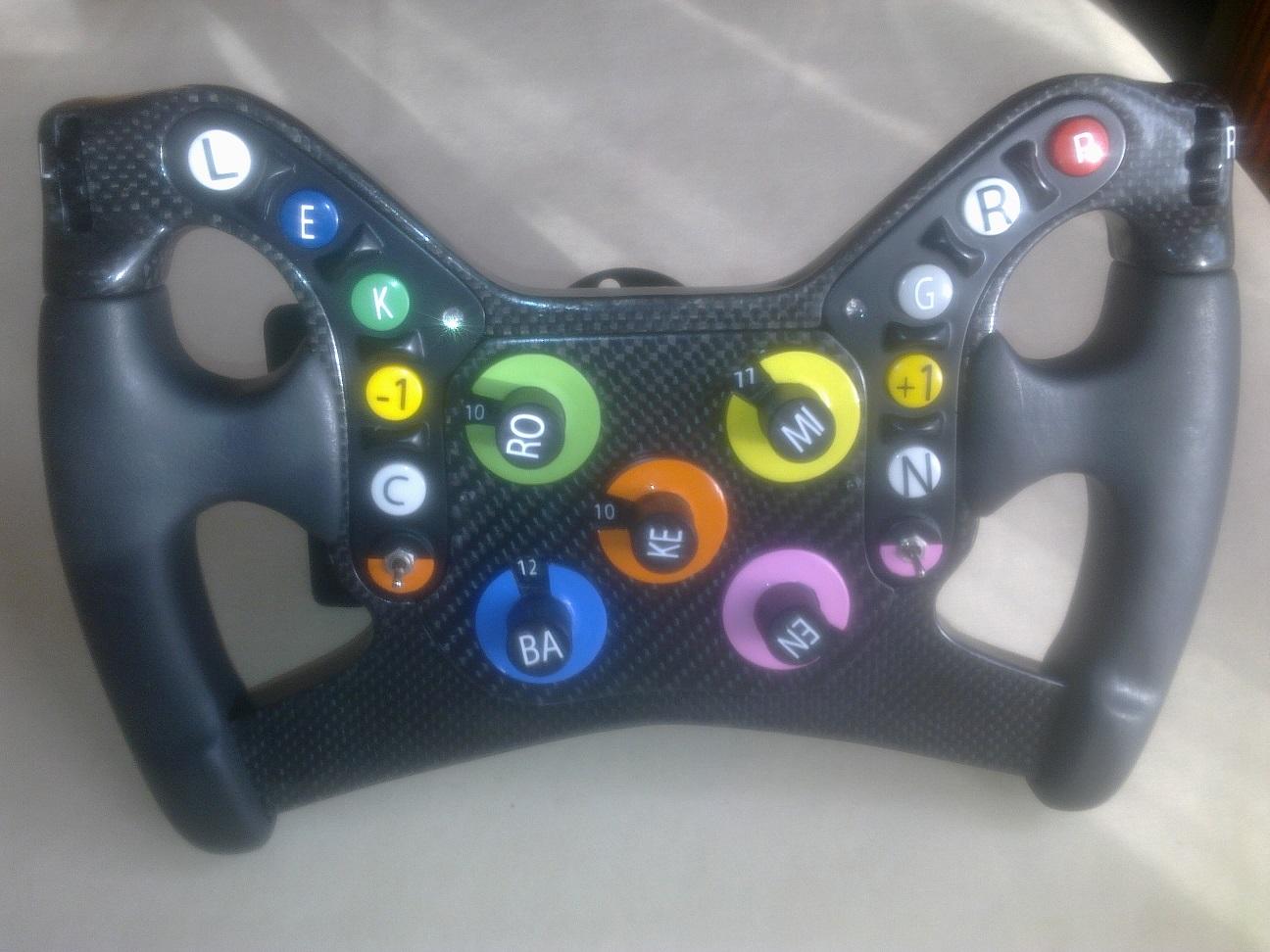 DIY F1 wheel RB mod | RaceDepartment - Latest Formula 1