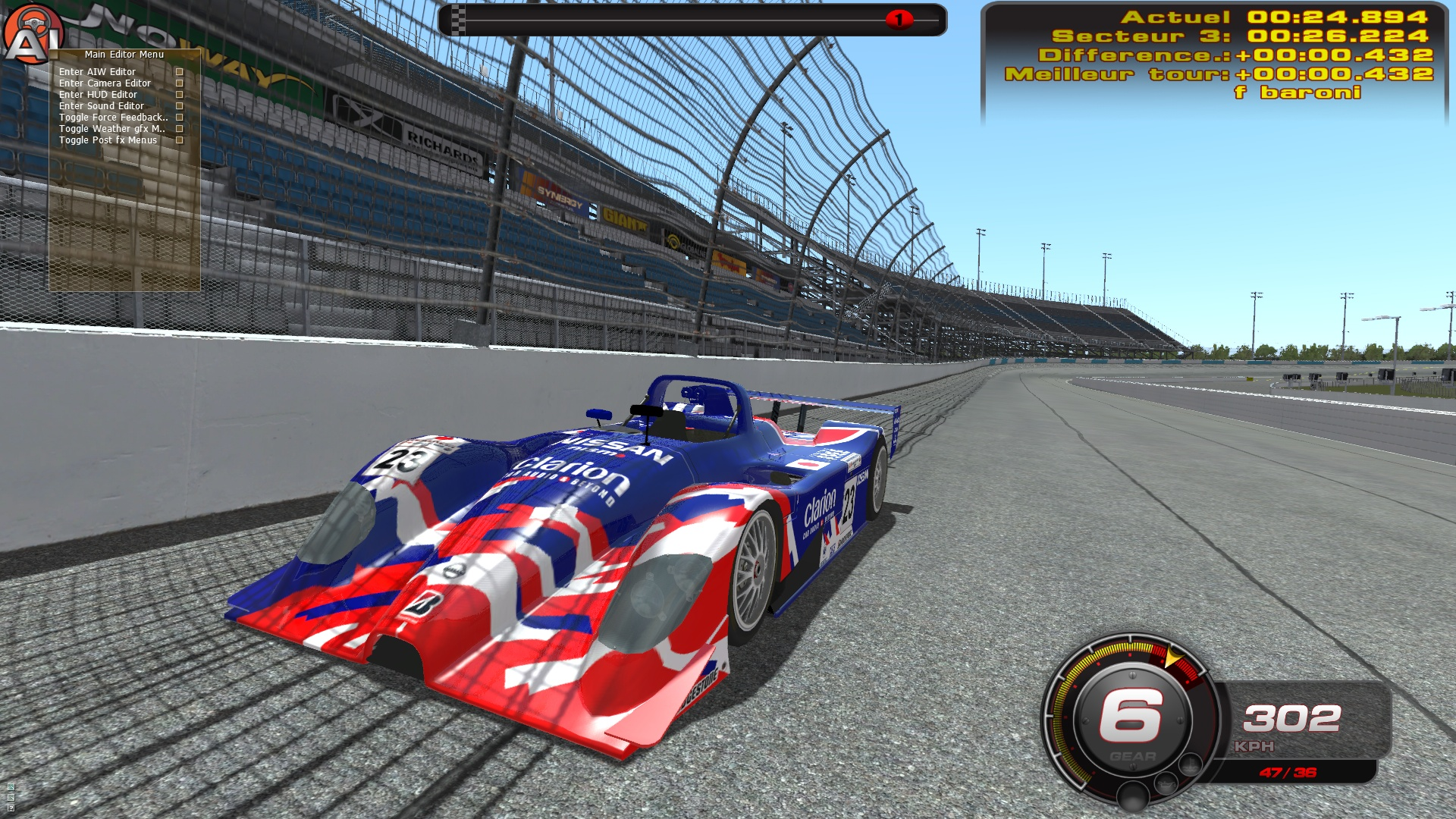 rFactor 2: Apex Modding 1999 LeMans Previews | RaceDepartment