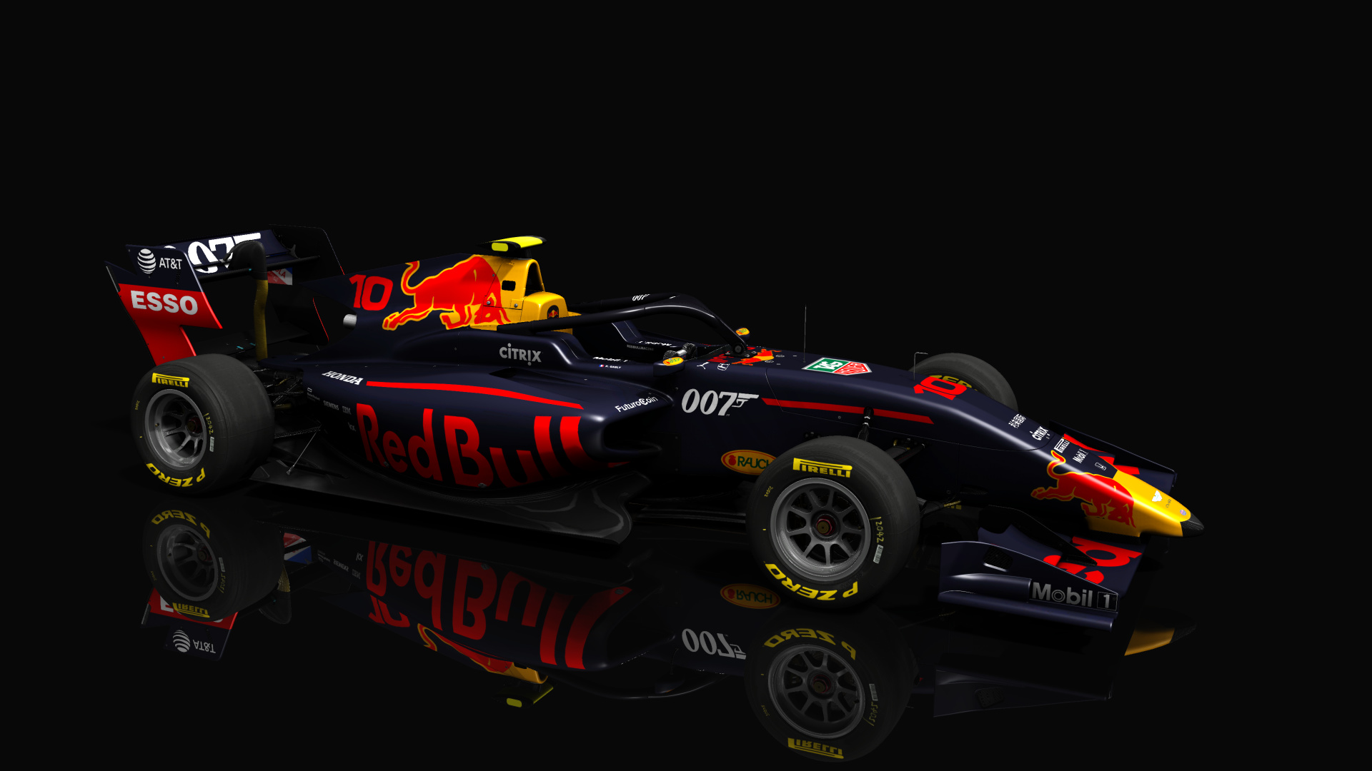 Formula Rss 3 Aston Martin Red Bull Racing 007 Racedepartment