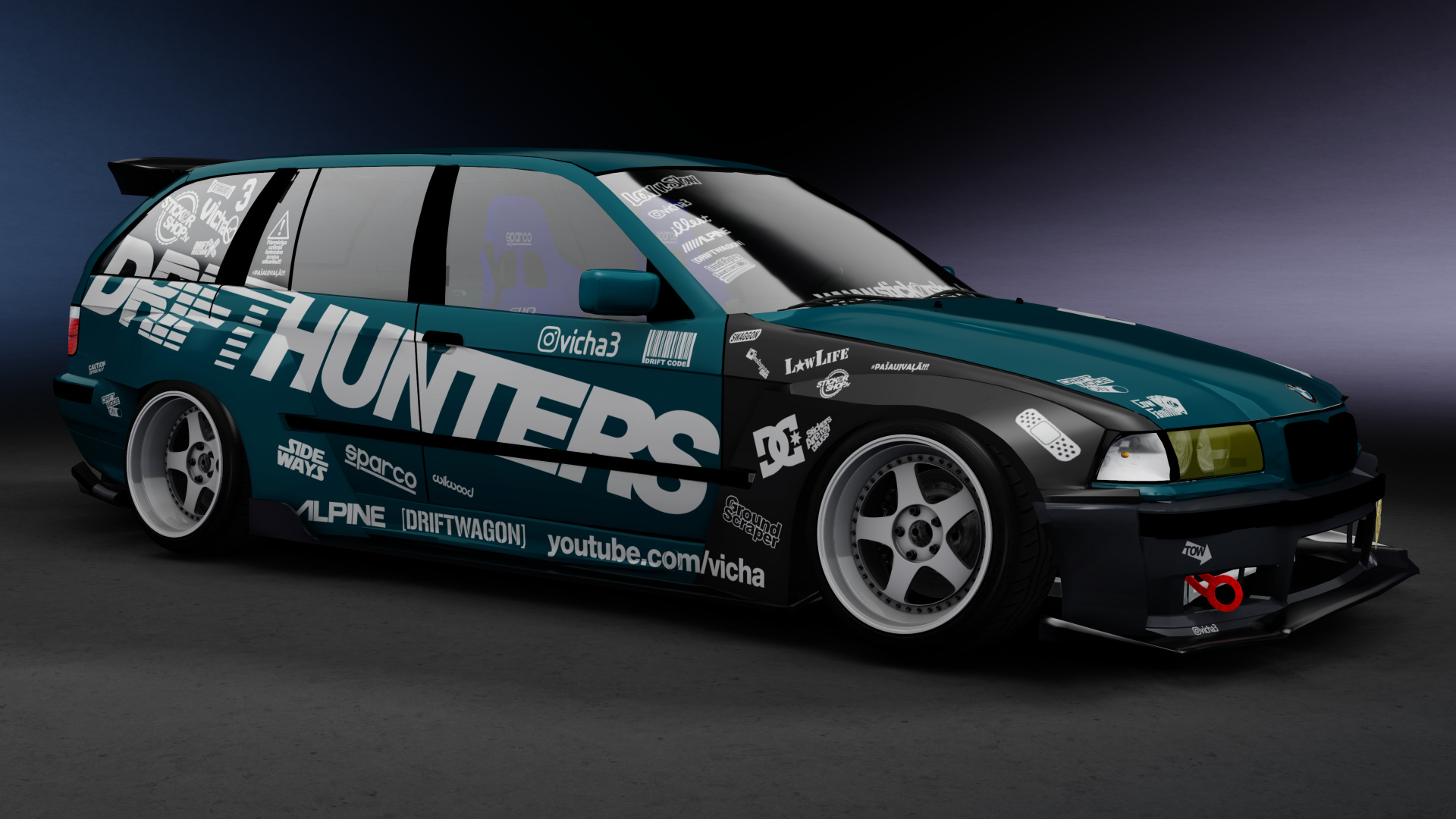 Bmw E36 Touring Vicha Racedepartment