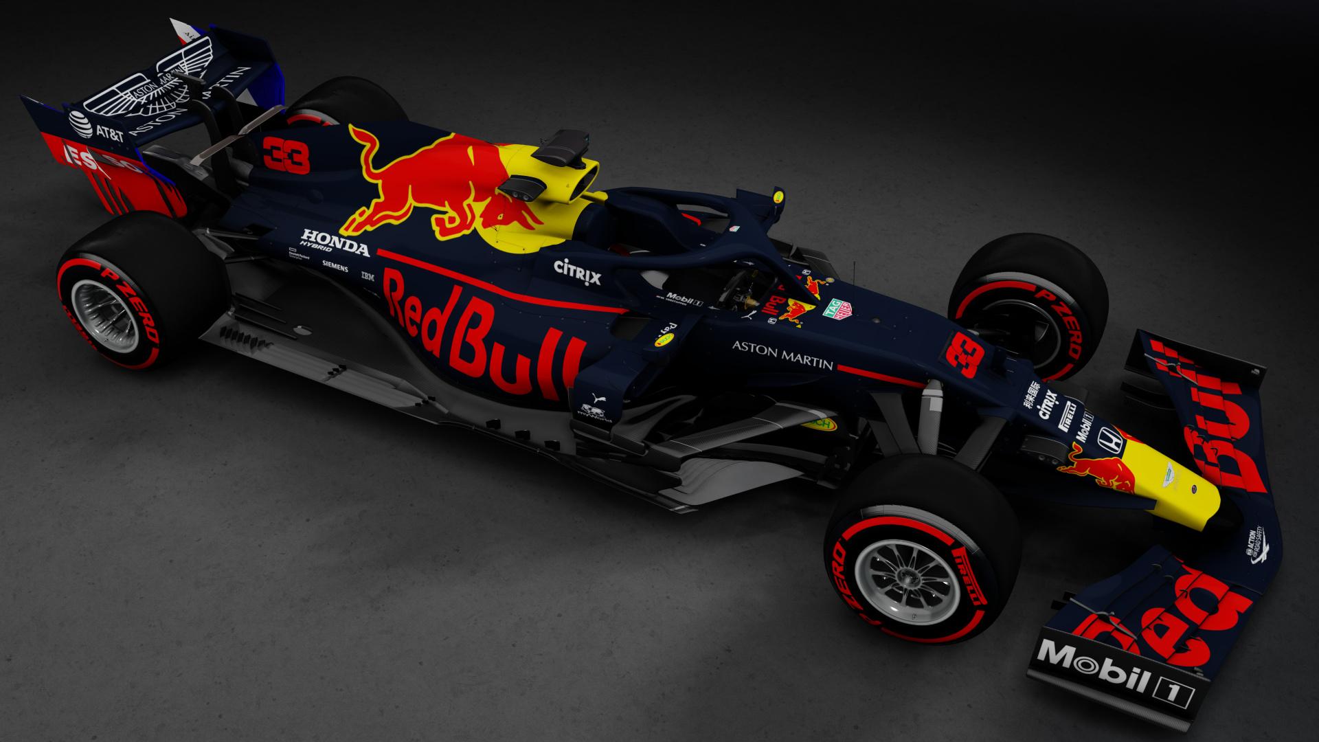 Rss Formula Hybrid 2019 Aston Martin Red Bull 2020 Racedepartment