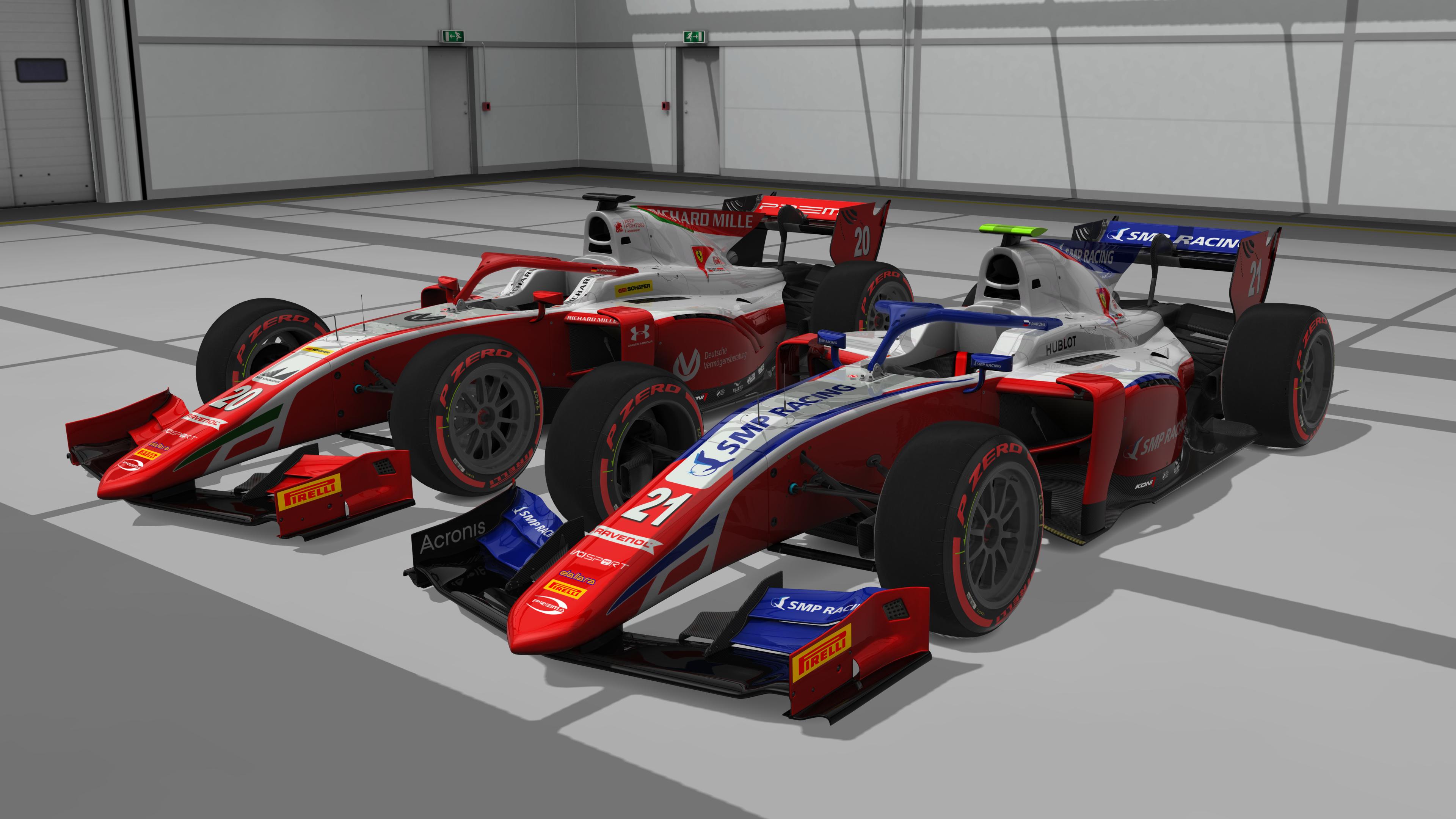 Prema F2 2020 Rss Formula 2 V6 Racedepartment