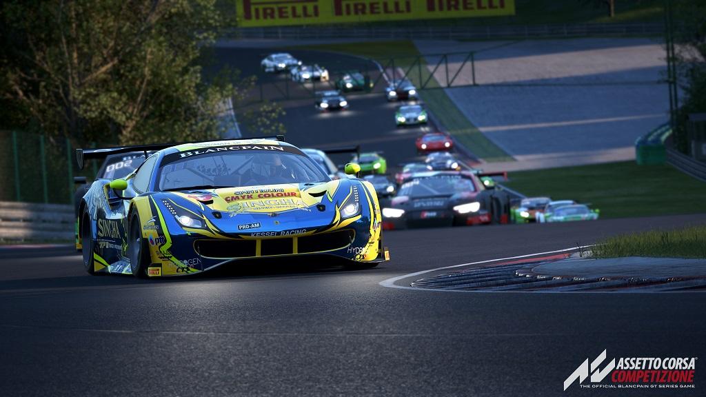 Assetto Corsa Competizione: Ferrari 488 GT3 Images | RaceDepartment